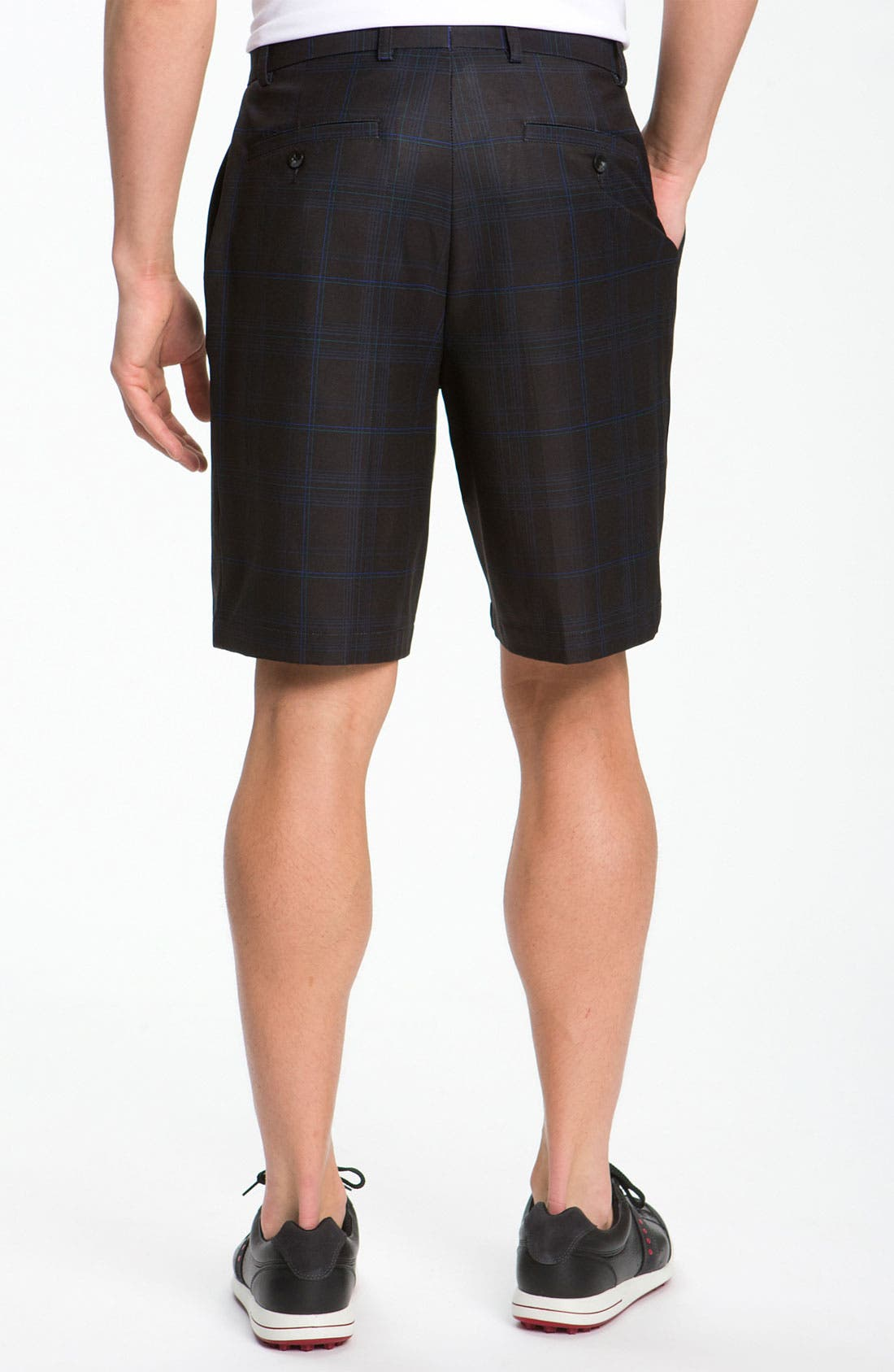Alternate Image 2  - Lone Cypress Pebble Beach Plaid Golf Shorts