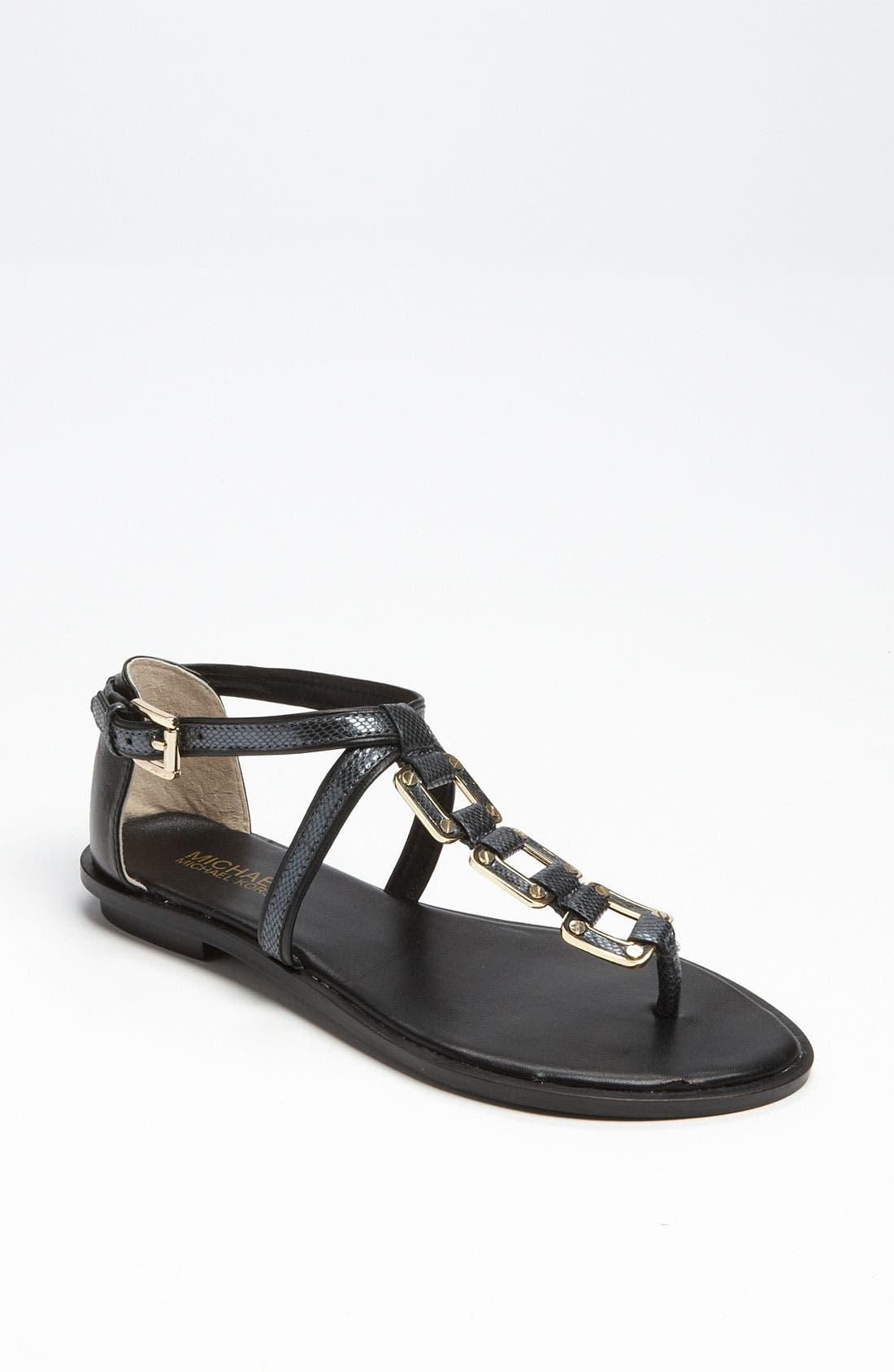 Main Image - MICHAEL Michael Kors 'Darci' Sandal