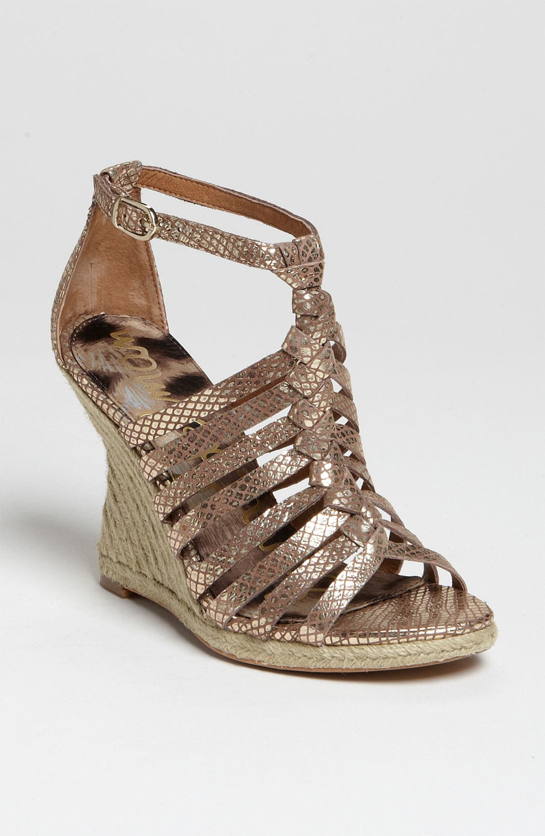 Main Image - Sam Edelman 'Annabell' Sandal (Online Exclusive)