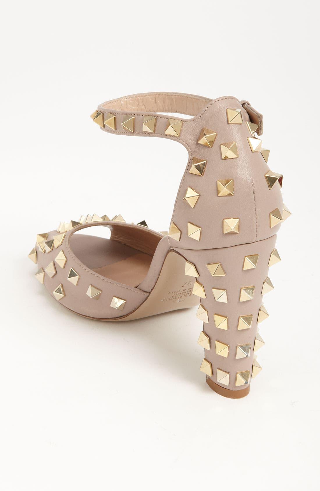 Alternate Image 2  - Valentino Studded Sandal