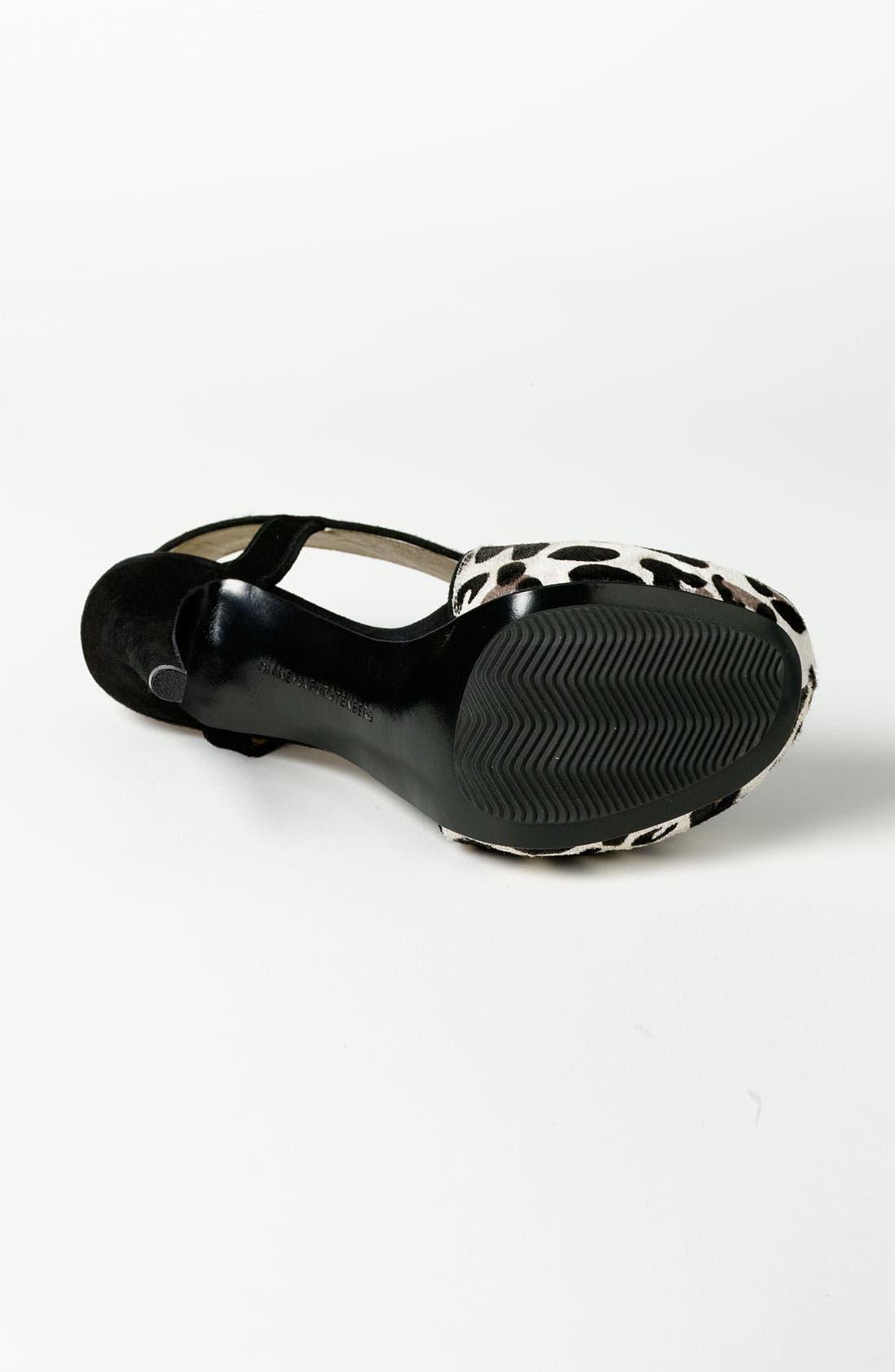Alternate Image 4  - Diane von Furstenberg 'Zia' Sandal