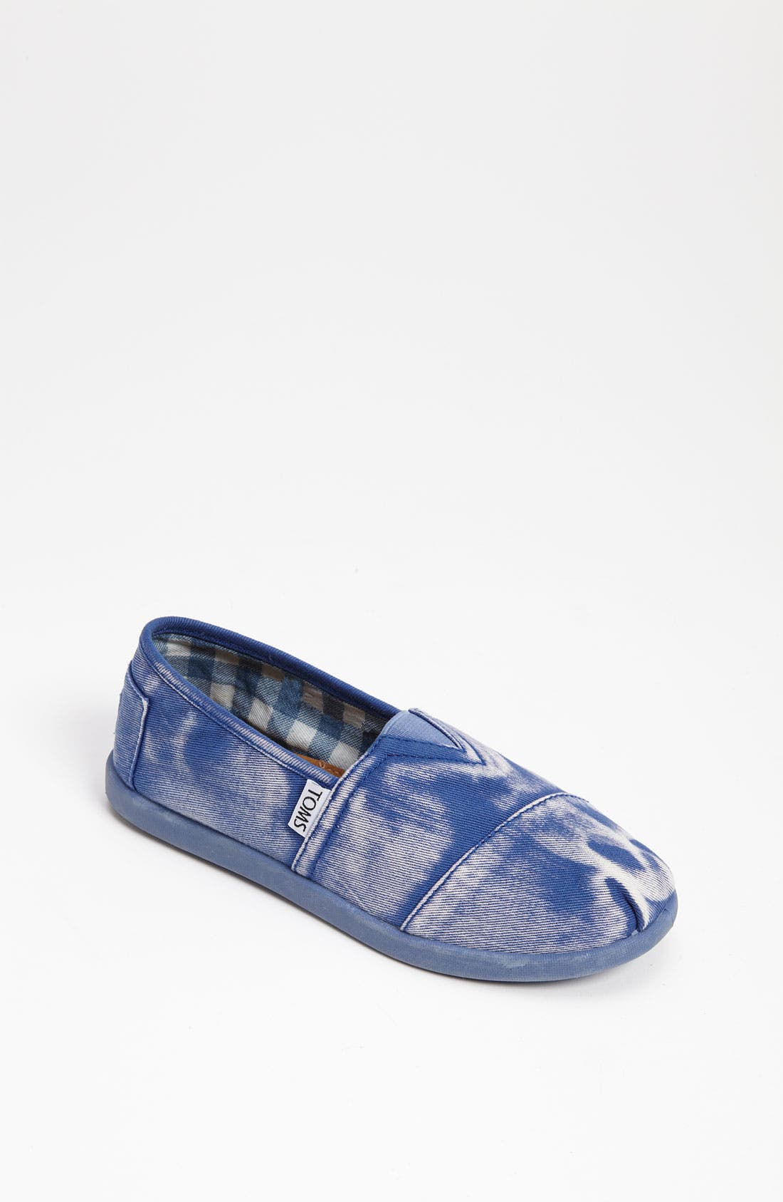 Alternate Image 1 Selected - TOMS 'Classic Youth - Palmetto' Slip-On (Toddler, Little Kid & Big Kid)