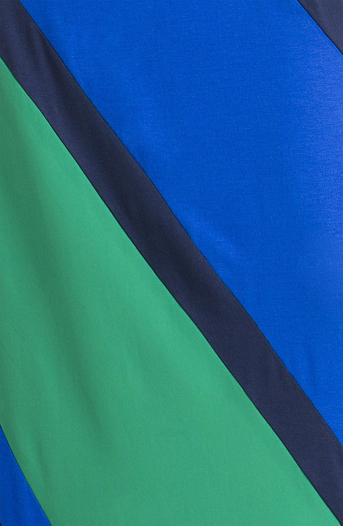 Alternate Image 3  - Olivia Moon Colorblock Maxi Skirt
