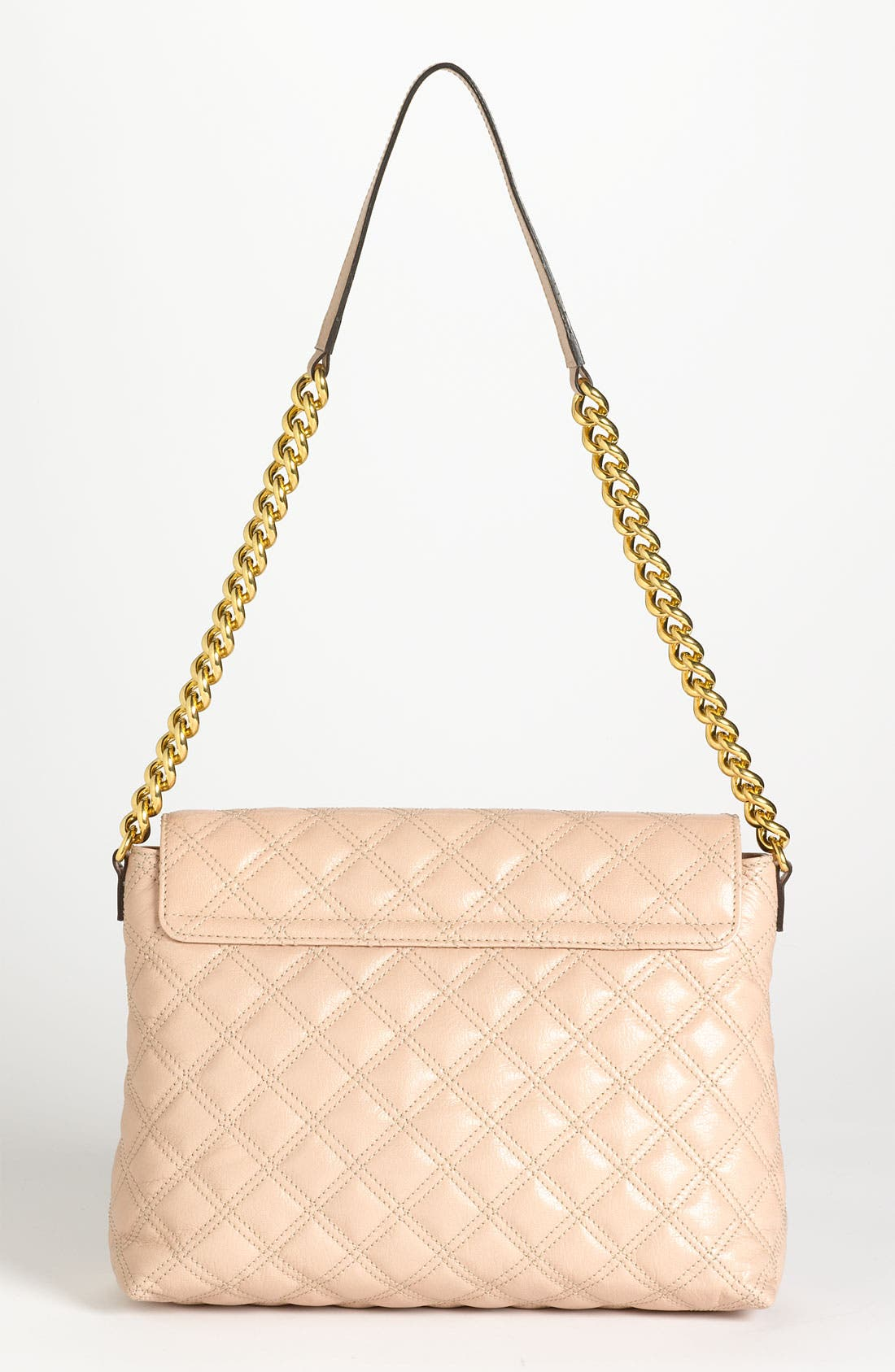 Alternate Image 4  - MARC JACOBS 'The XL Single' Leather Shoulder Bag