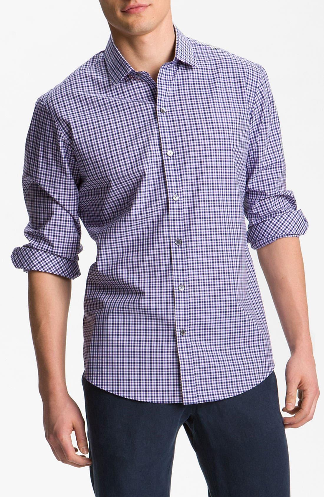 Alternate Image 1 Selected - Zachary Prell 'Pallante' Sport Shirt