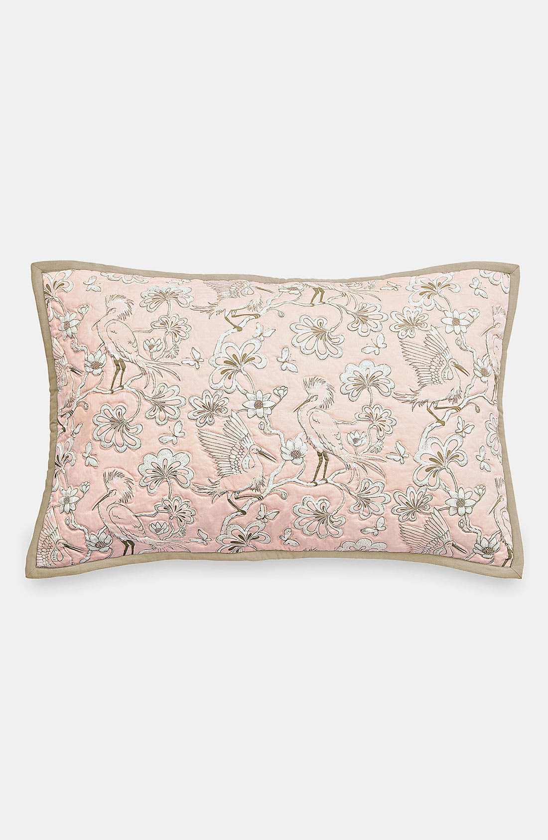 Alternate Image 1 Selected - kate spade new york 'egrets' sham