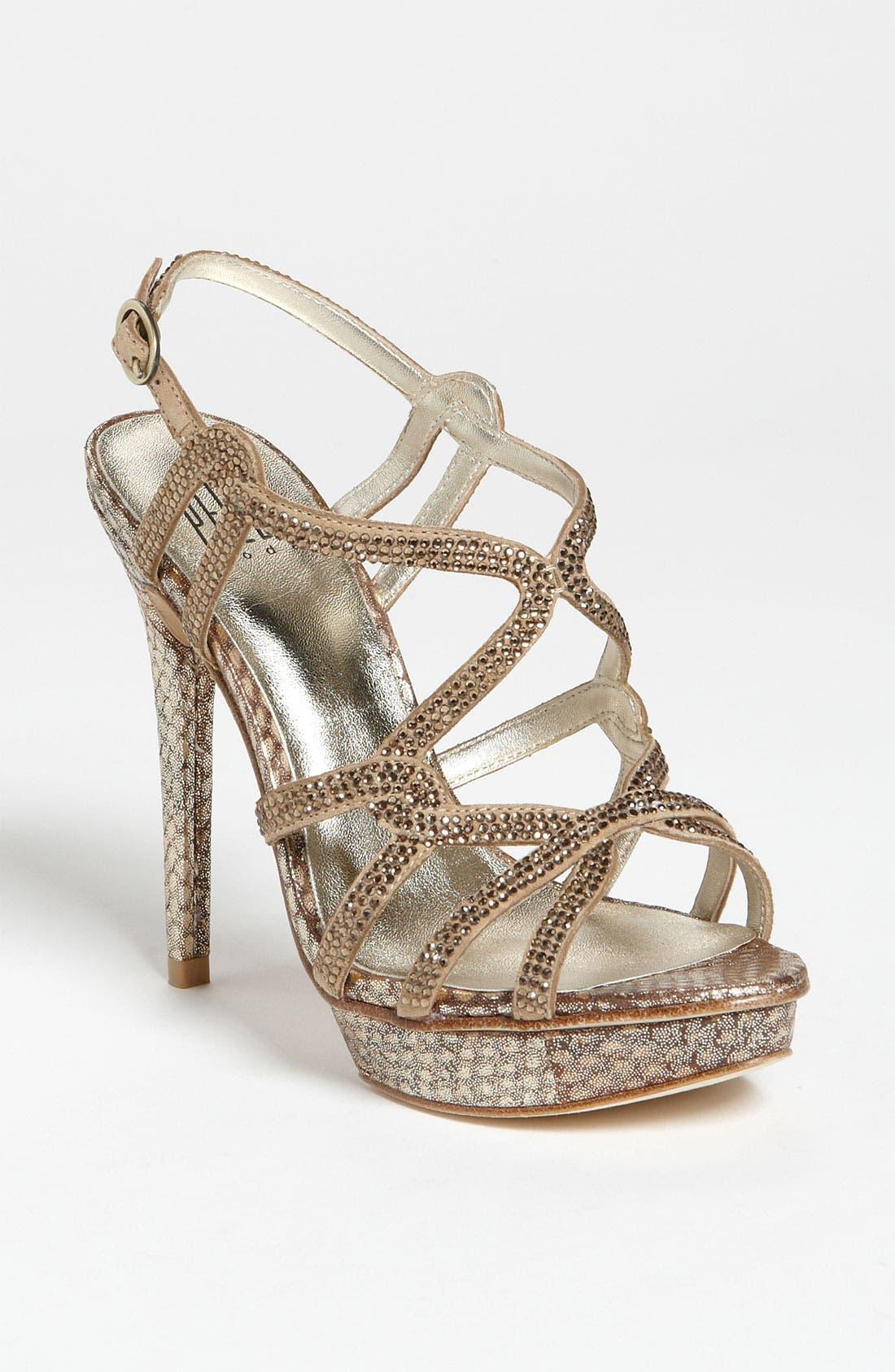 Alternate Image 1 Selected - Pelle Moda 'Flirt' Sandal