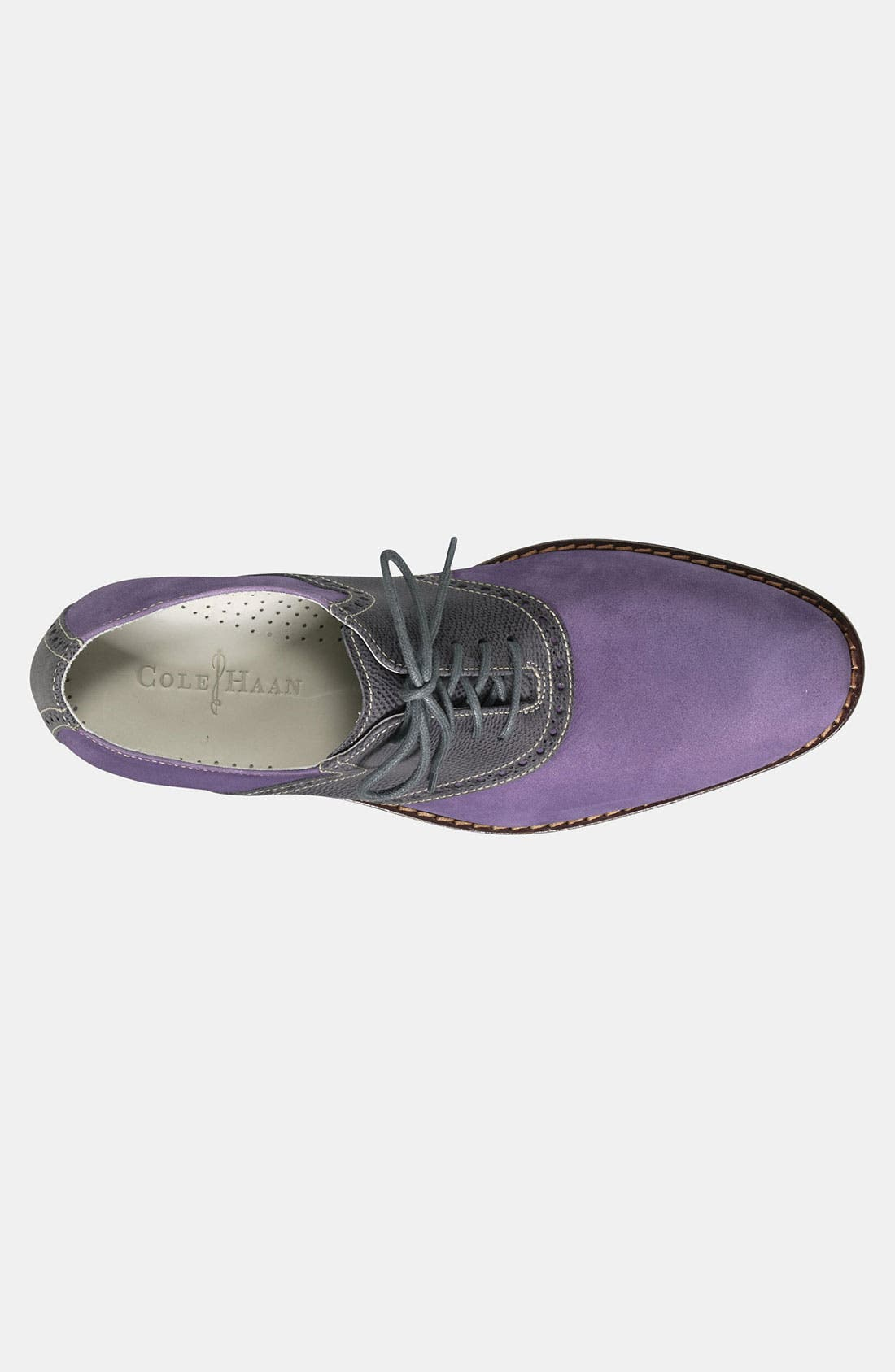 Alternate Image 4  - Cole Haan 'Air Colton' Saddle Shoe