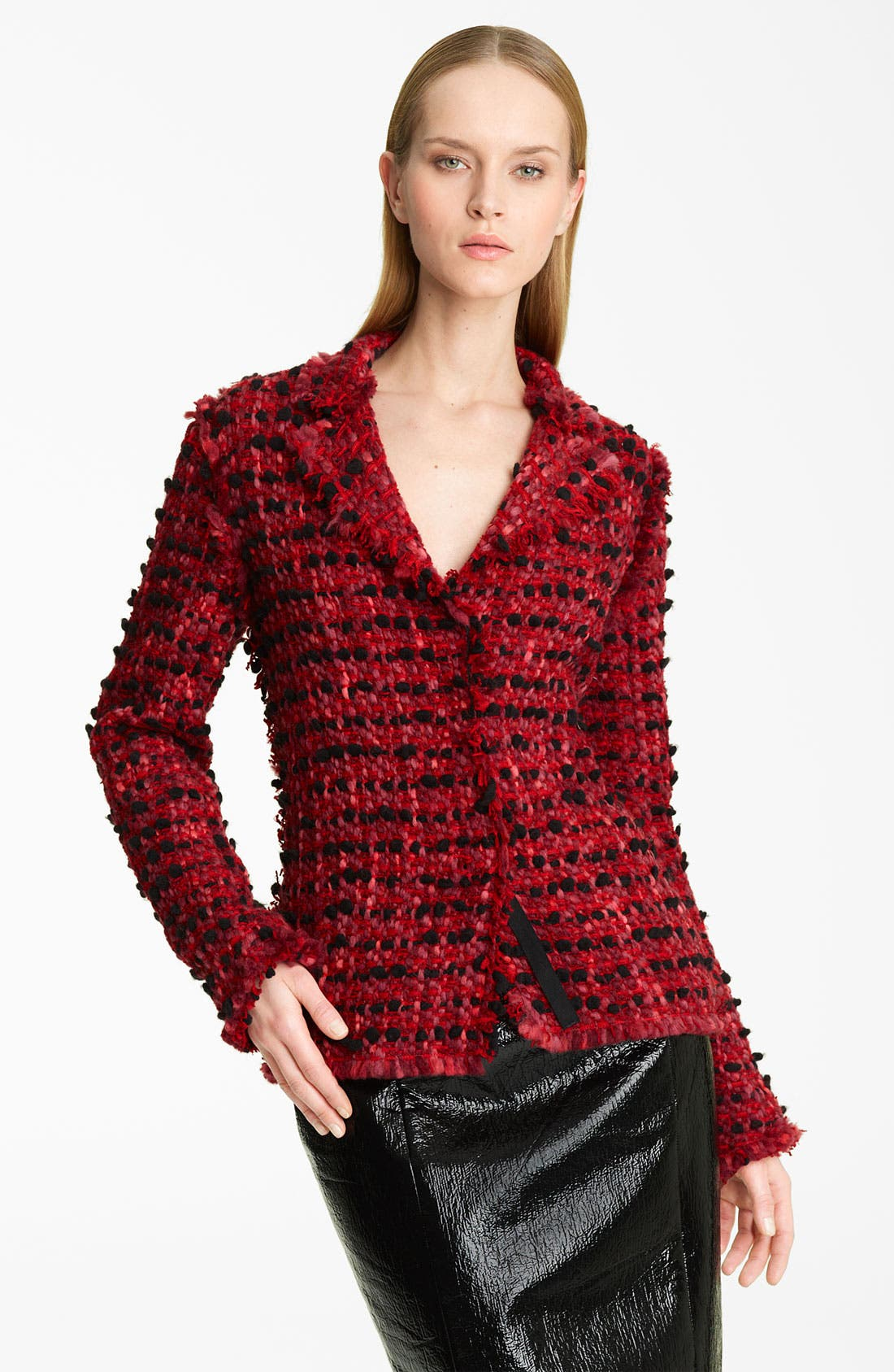 Alternate Image 1 Selected - Lanvin 'Winter' Tweed Jacket