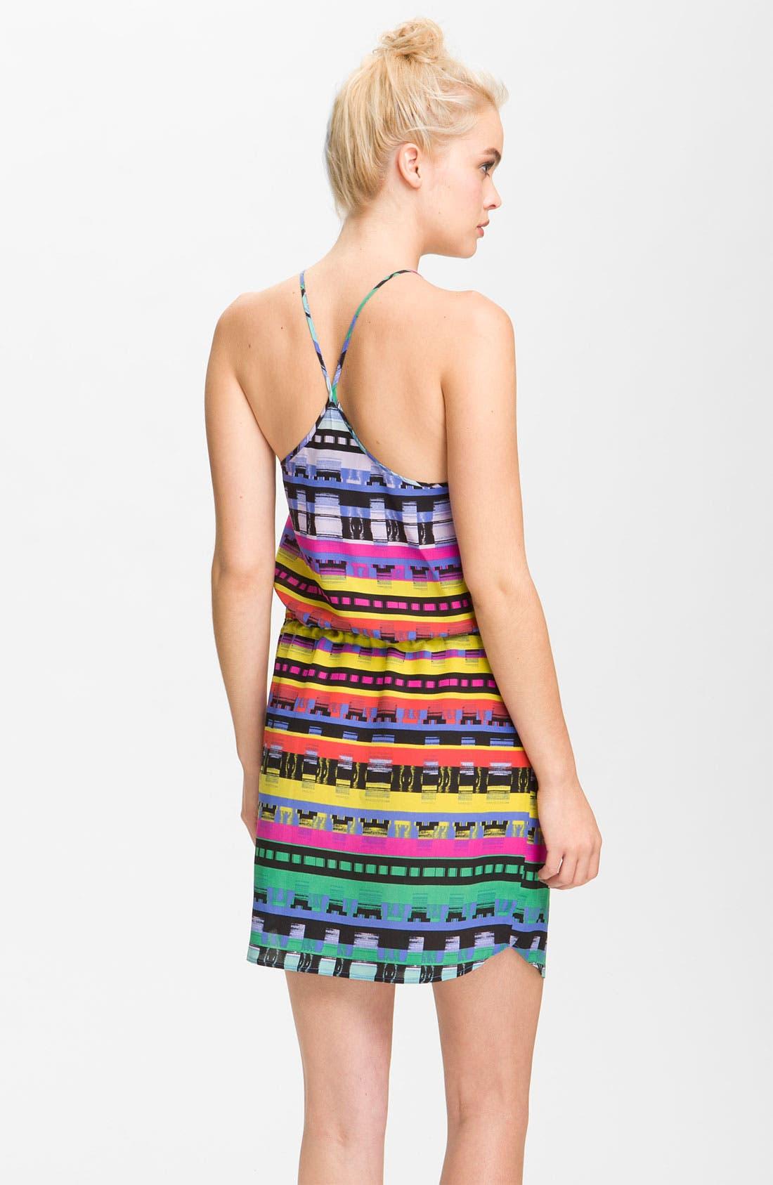 Alternate Image 2  - Rory Beca 'Waiverly' Print Silk Dress