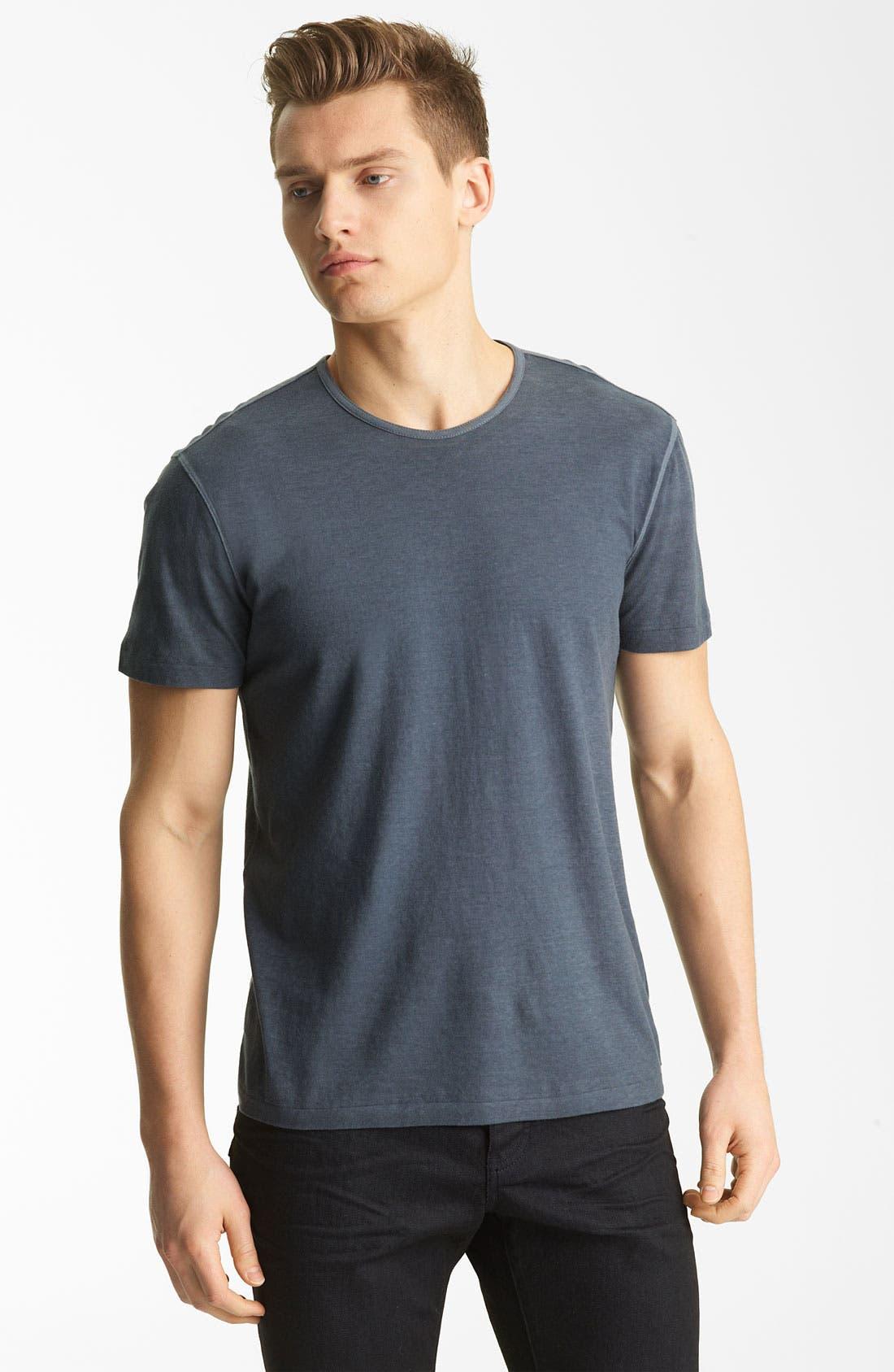 Alternate Image 1 Selected - John Varvatos Collection Crewneck T-Shirt