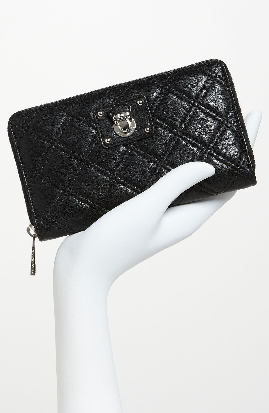 Alternate Image 2  - MARC JACOBS 'Quilting Hudson' Leather Wallet