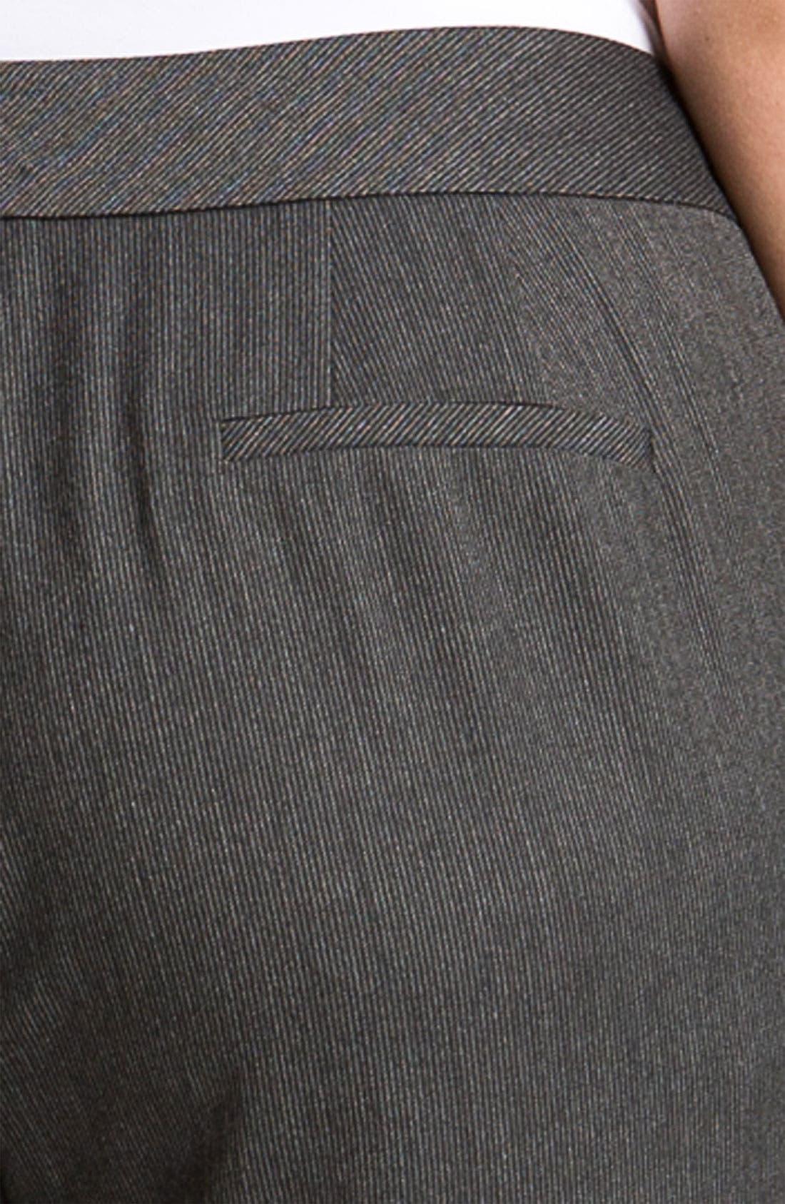 Alternate Image 3  - Sejour Suit Trousers (Plus)