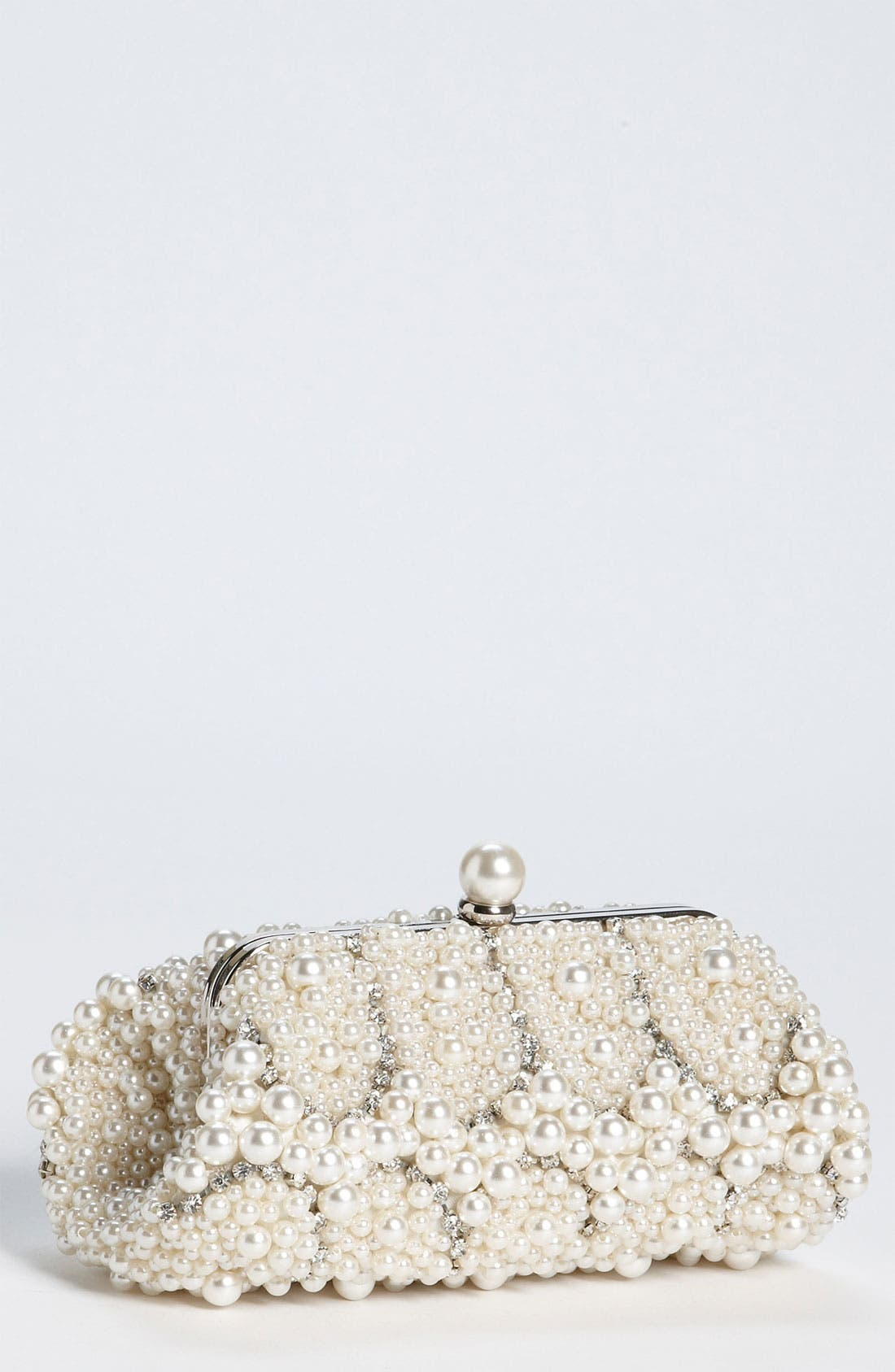 Alternate Image 1 Selected - Expressions NYC 'Pearl' Clutch