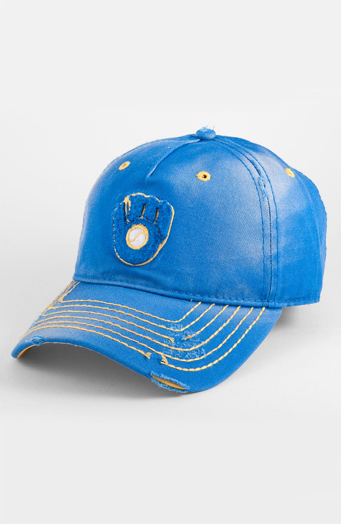 Alternate Image 1 Selected - American Needle 'Brewers' Baseball Cap