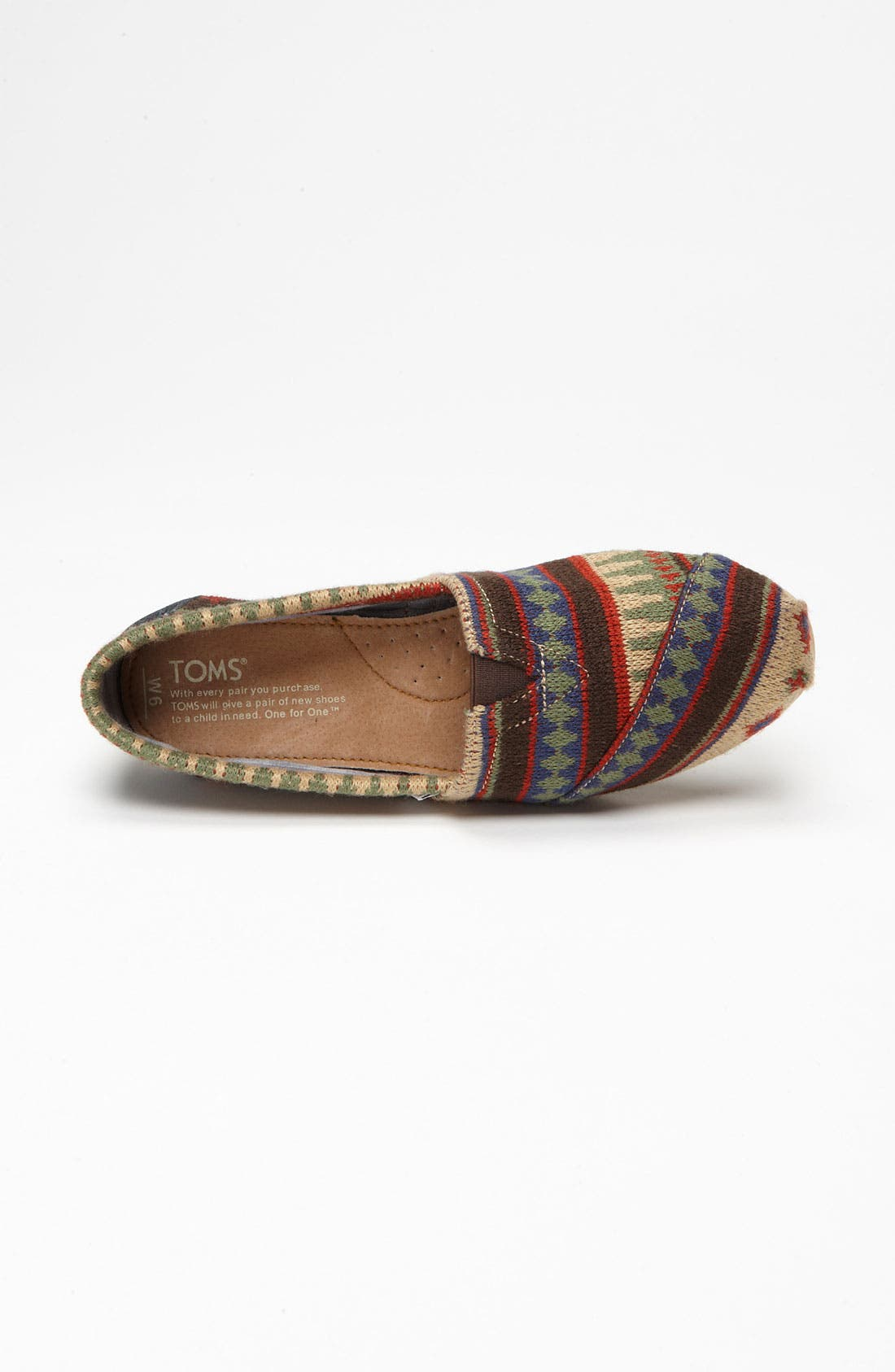 Alternate Image 3  - TOMS 'Classic - Kilim' Slip-On