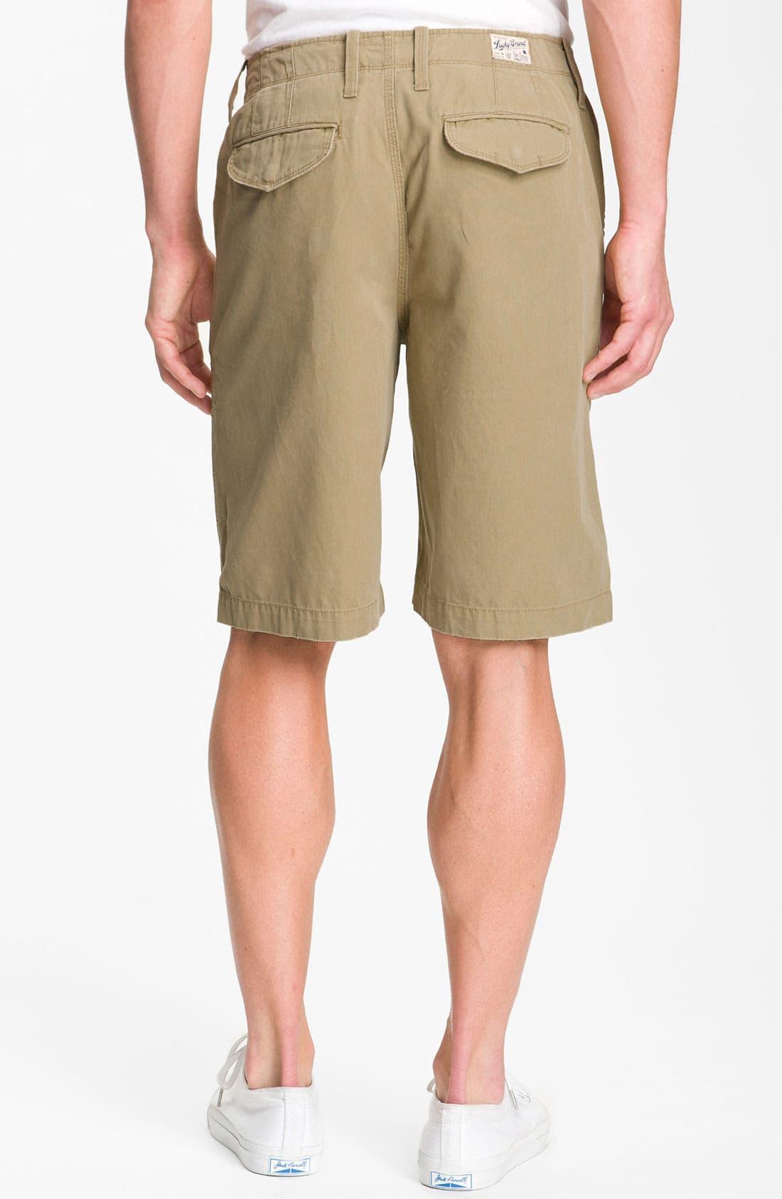 Alternate Image 2  - Lucky Brand 'Carmel' Shorts