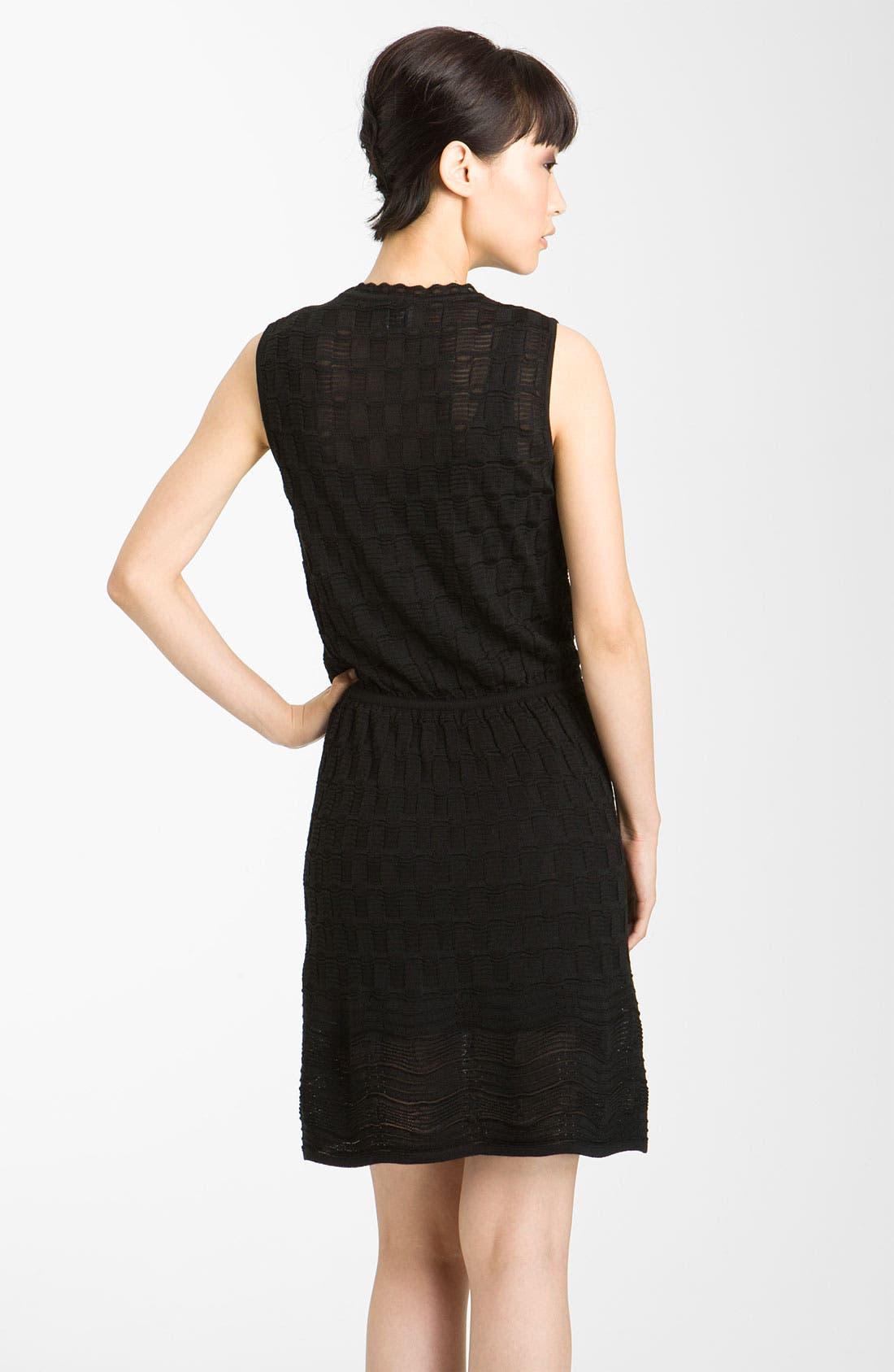 Alternate Image 2  - M Missoni Box Dot Knit Tank Dress