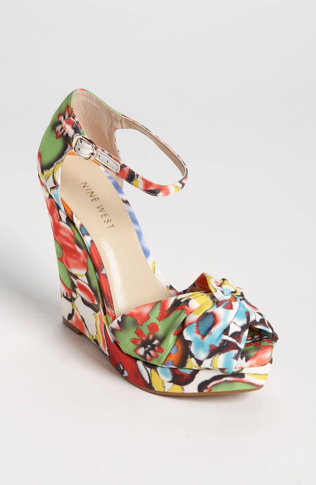 Main Image - Nine West 'Letitgo' Sandal