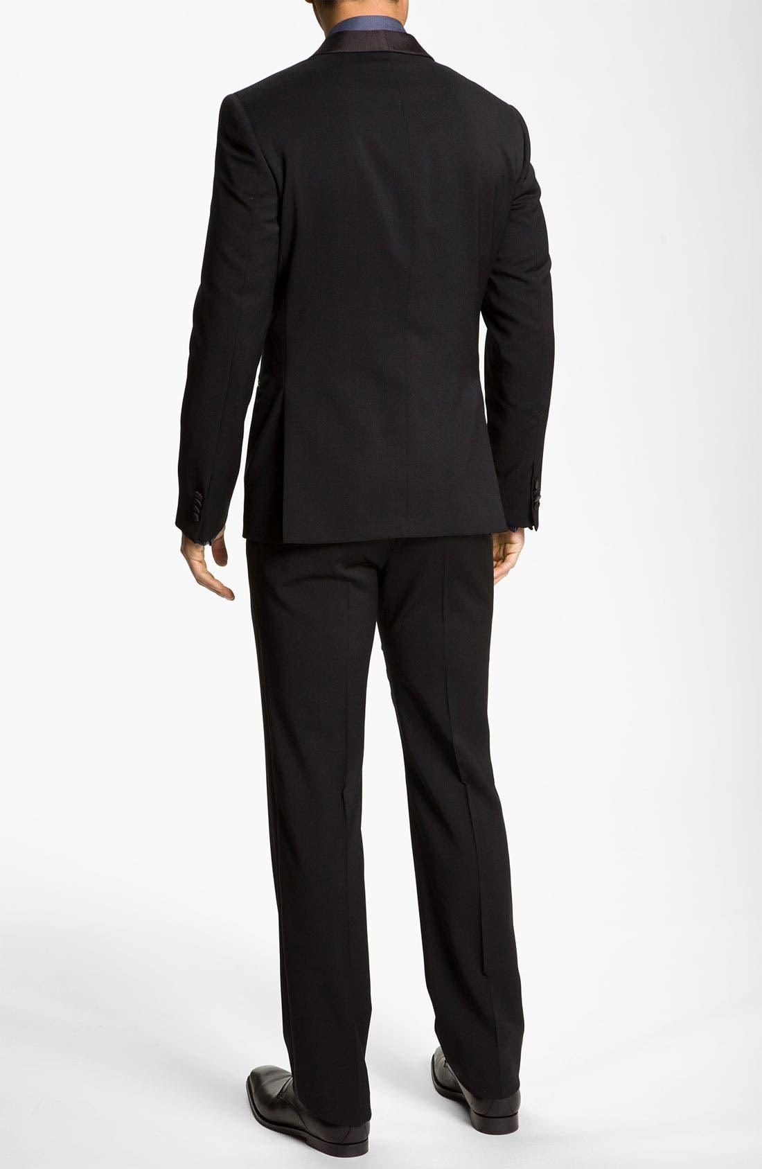 Alternate Image 3  - John Varvatos Star USA 'Mott' Tuxedo