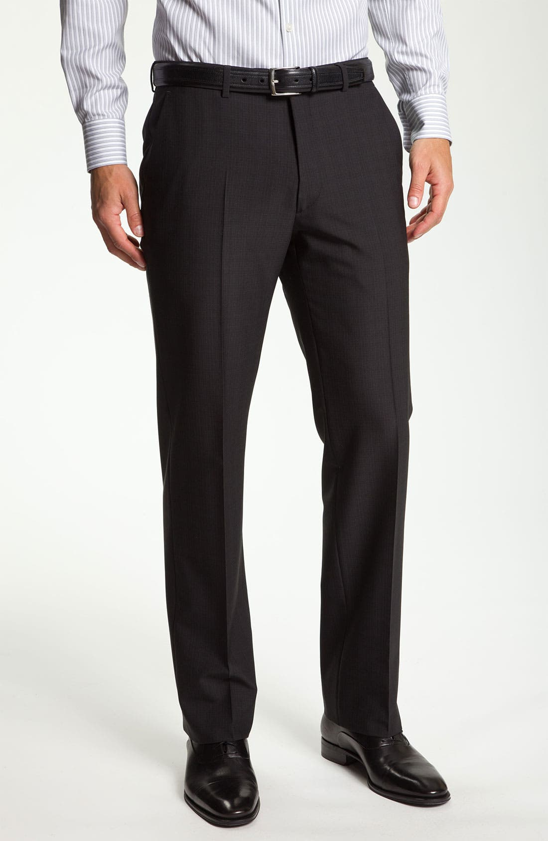 Alternate Image 4  - John Varvatos Star USA 'Bedford' Suit