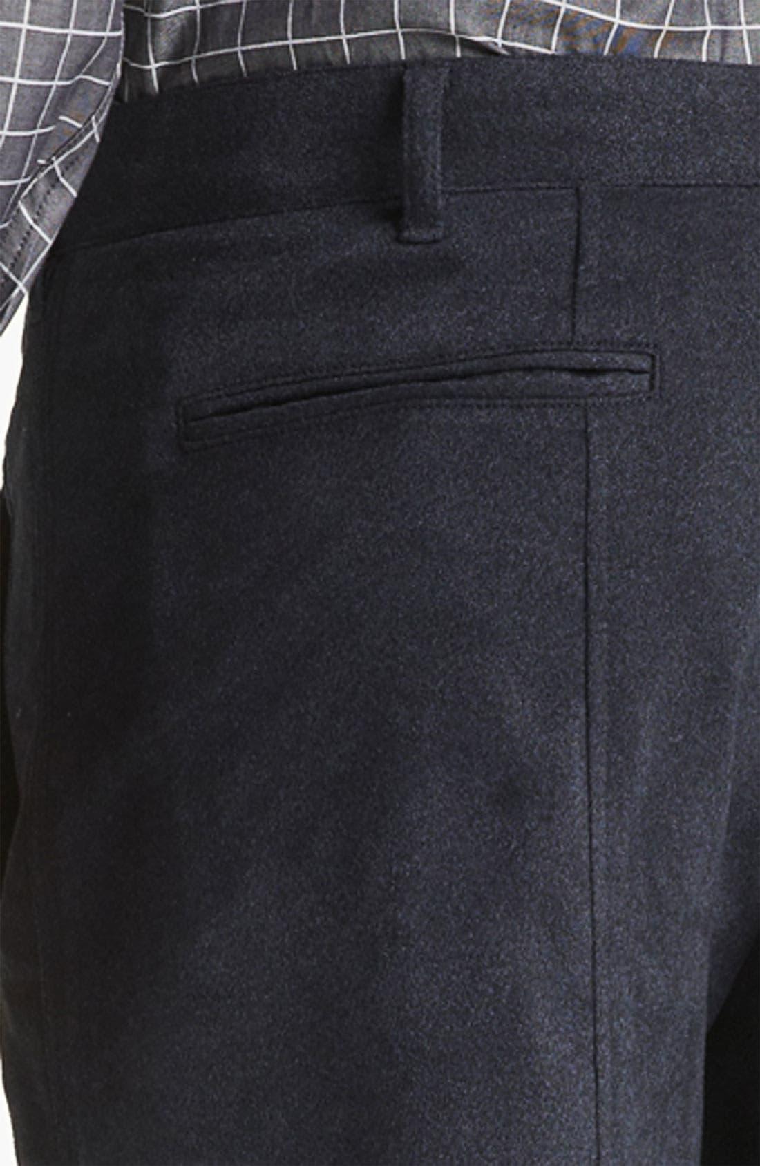 Alternate Image 3  - Armani Collezioni Dress Pants