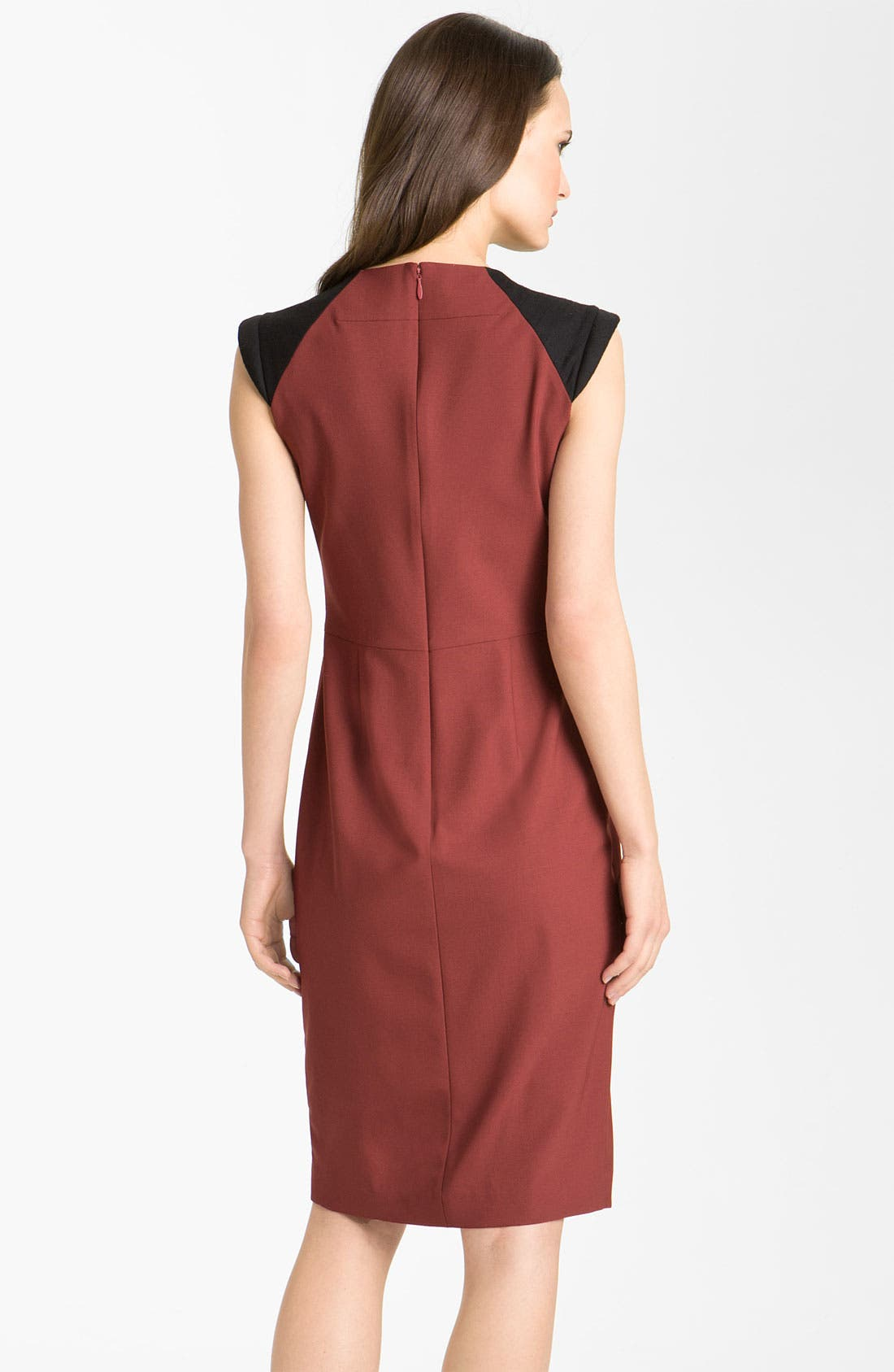Alternate Image 2  - Rachel Roy Colorblock Sheath Dress