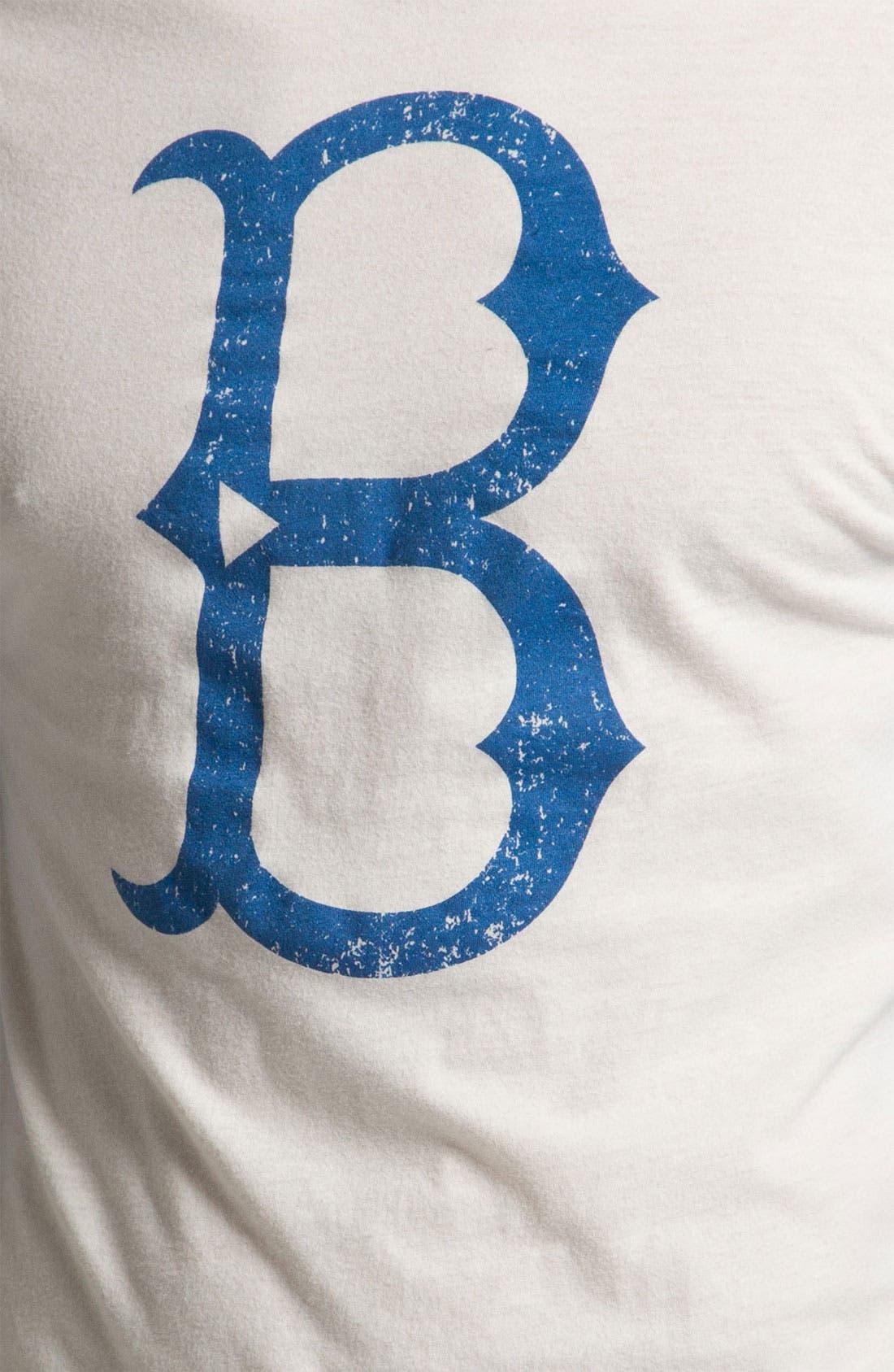 Alternate Image 3  - Wright & Ditson 'Brooklyn Dodgers' Baseball T-Shirt