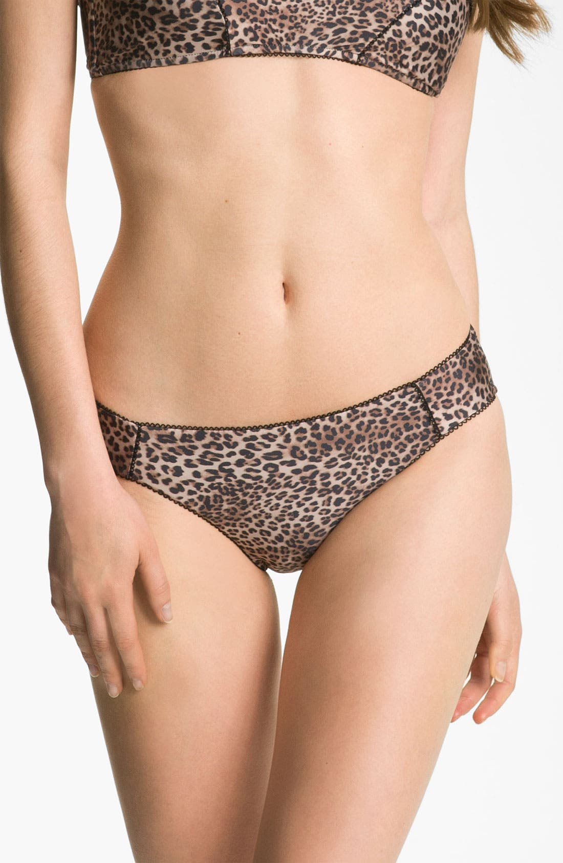 Alternate Image 1 Selected - Seafolly 'Skin Deep' Hipster Bikini Bottoms