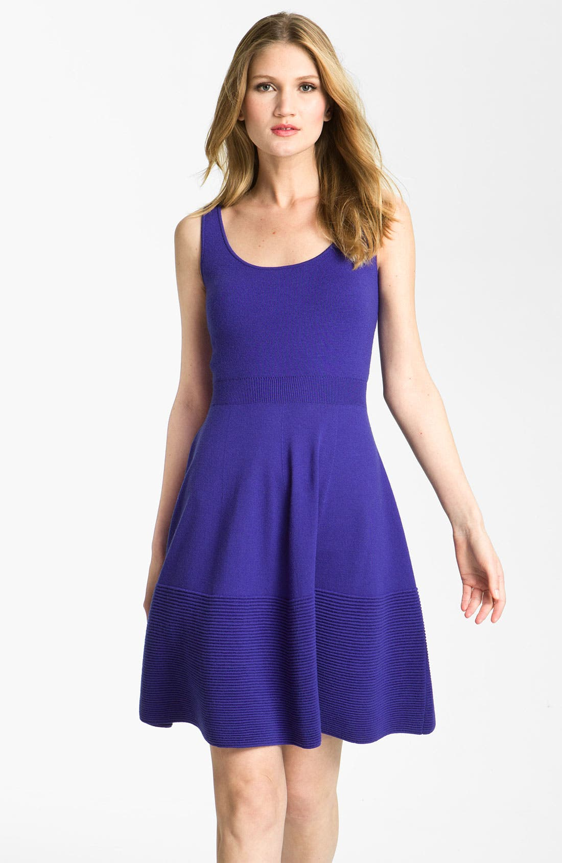 Alternate Image 1 Selected - kate spade new york 'constance' sweater dress