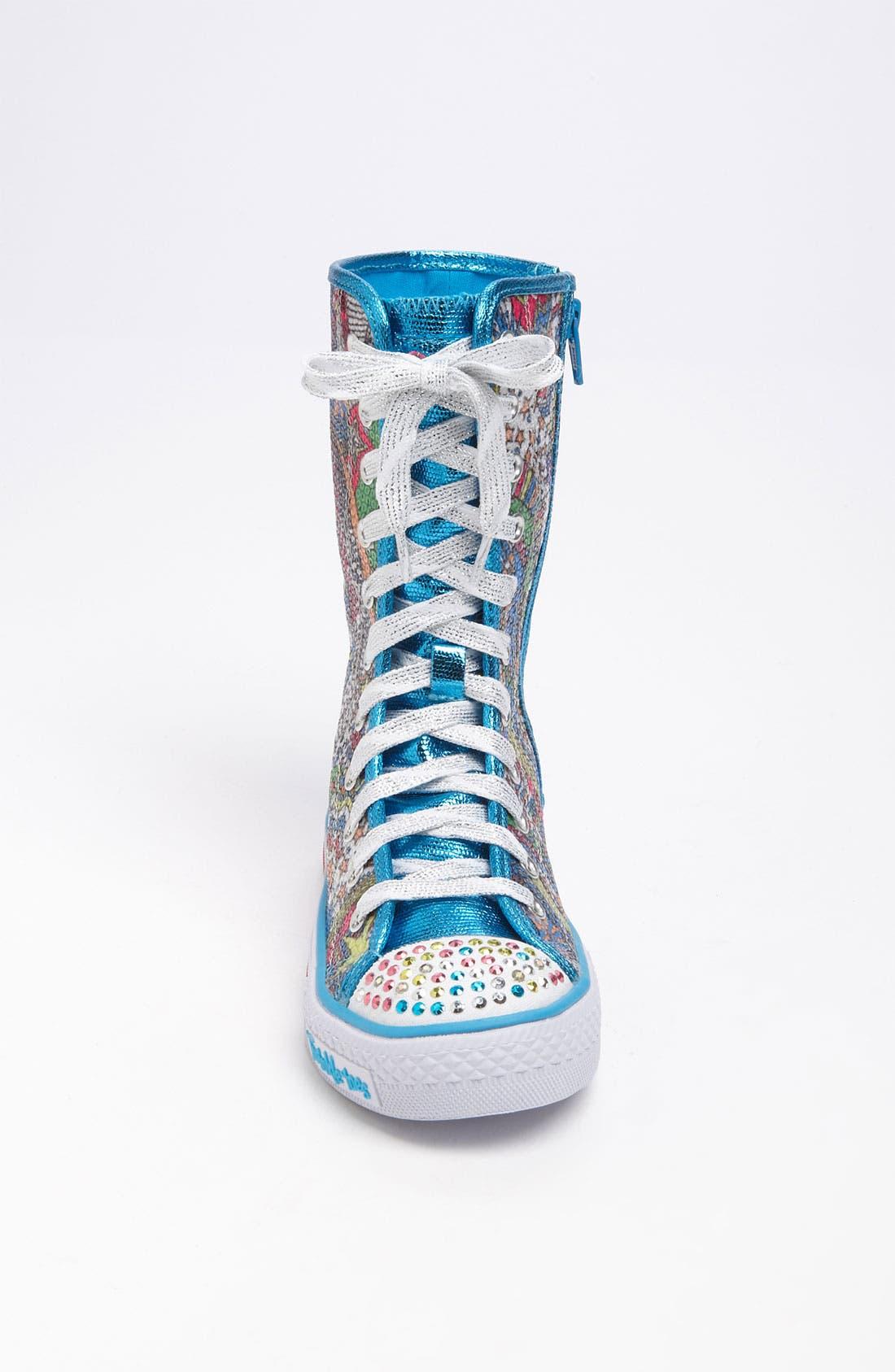 Alternate Image 3  - SKECHERS 'Dizzy Diva' Sneaker (Toddler & Little Kid)