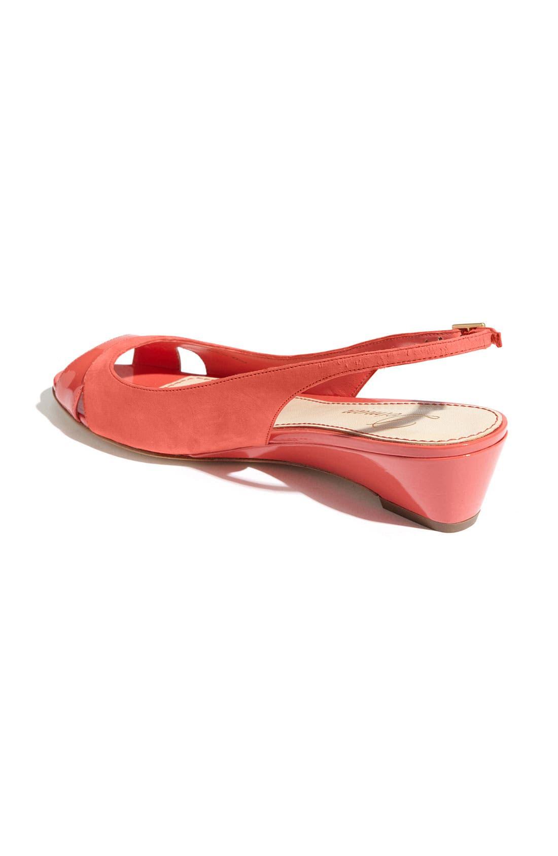 Alternate Image 2  - Delman 'Capri' Sandal