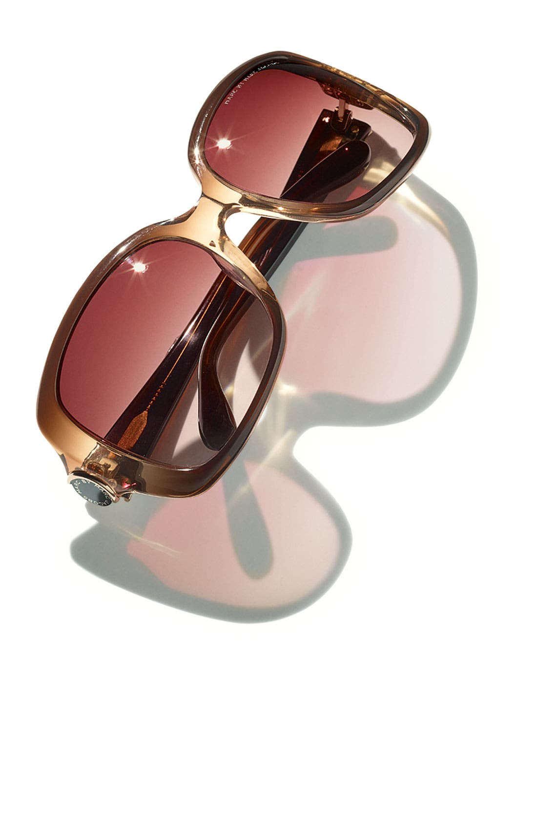 Alternate Image 4  - MARC BY MARC JACOBS 58mm Oversized Sunglasses