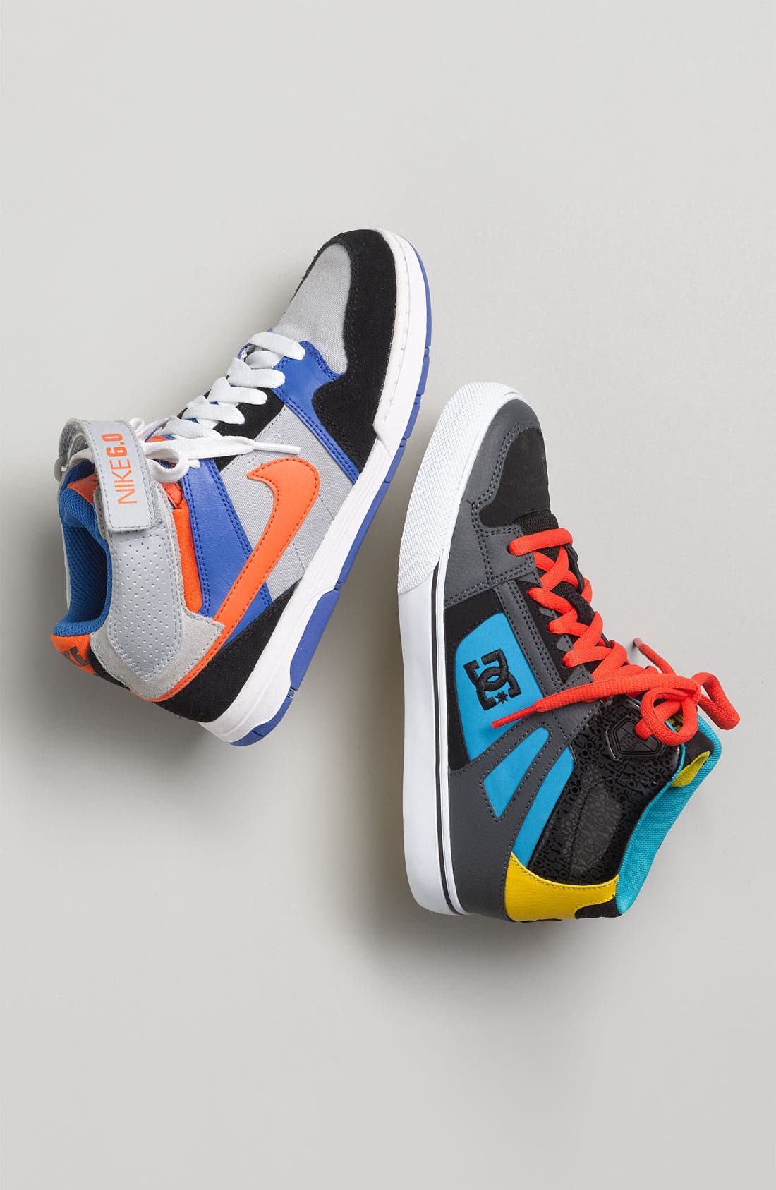 Alternate Image 6  - Nike 6.0 'Mogan Mid 2 Jr.' Sneaker (Little Kid & Big Kid)