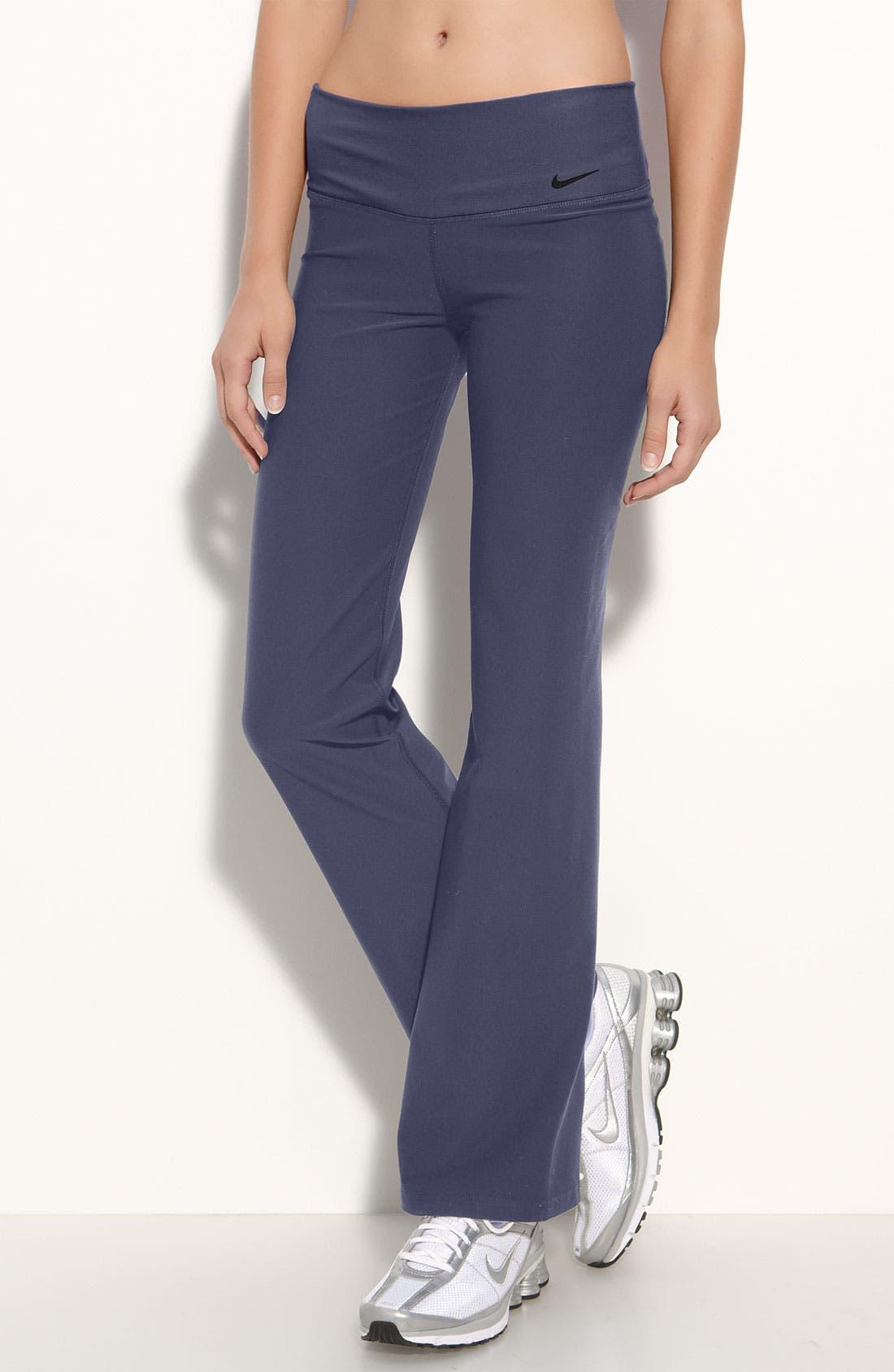 Alternate Image 1 Selected - Nike 'Legend' Slim Pants