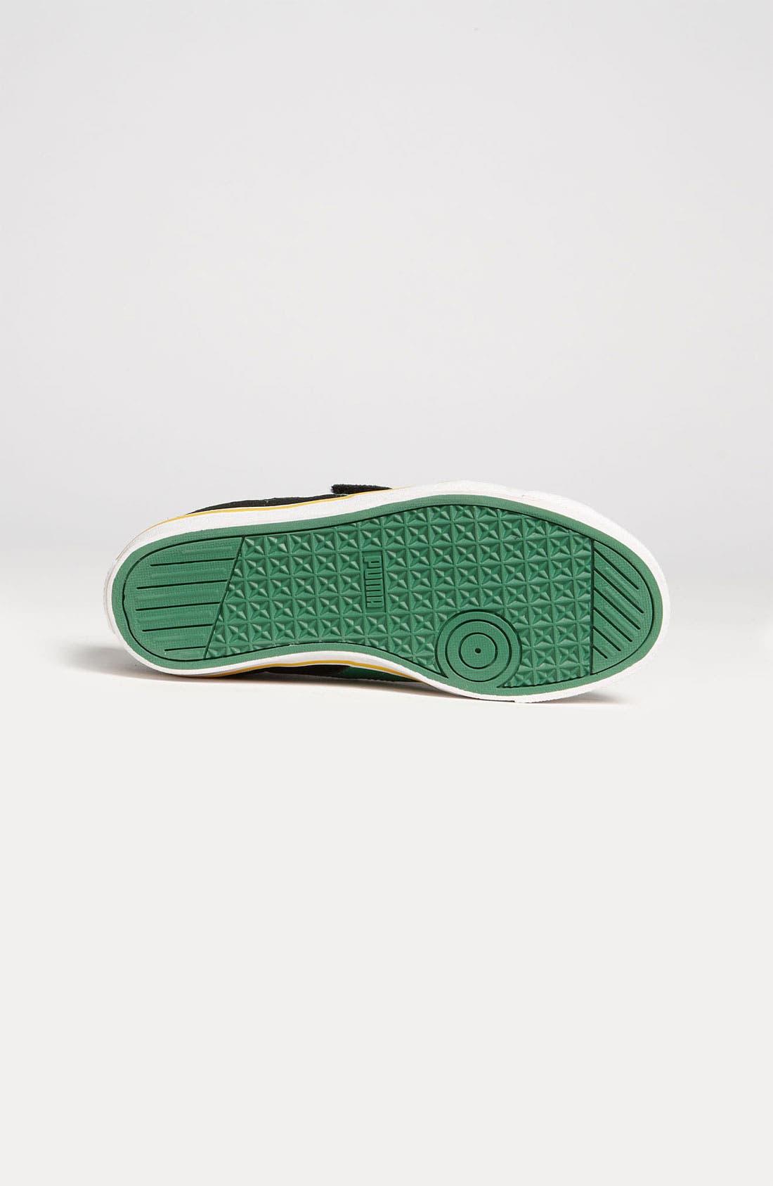 Alternate Image 4  - PUMA 'S Vulc V' Sneaker (Baby, Walker & Toddler)