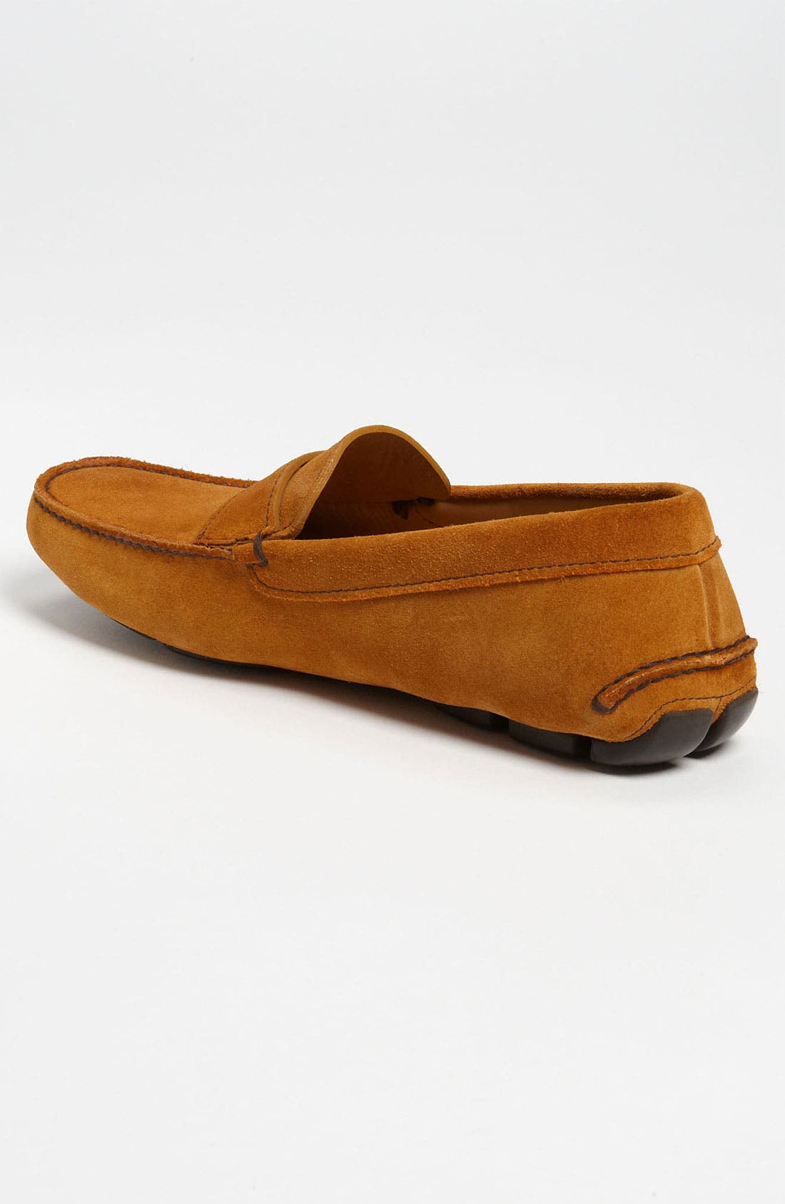 Alternate Image 2  - Prada Suede Penny Driving Shoe (Men)