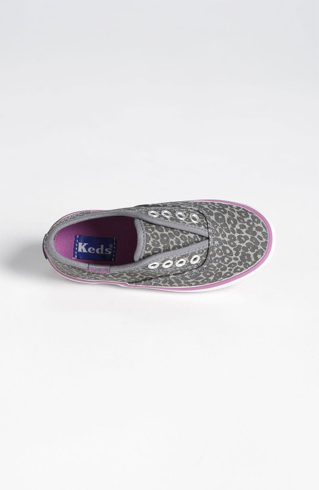 Alternate Image 3  - Keds® 'Champion' Slip-On (Walker, Toddler, Little Kid & Big Kid)