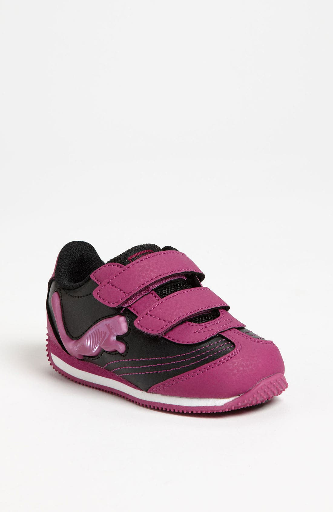 Alternate Image 1 Selected - PUMA 'Speeder Illuminescent' Sneaker (Baby, Walker & Toddler)