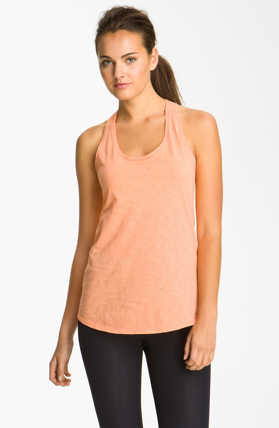 Alternate Image 1 Selected - Under Armour 'Twisty' Tank