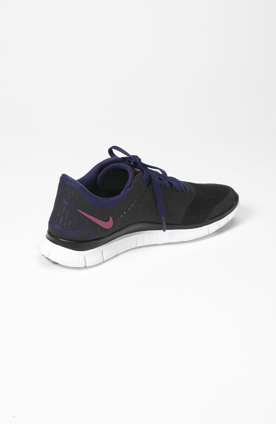 Alternate Image 2  - Nike 'Free 4.0 V2' Running Shoe (Women)