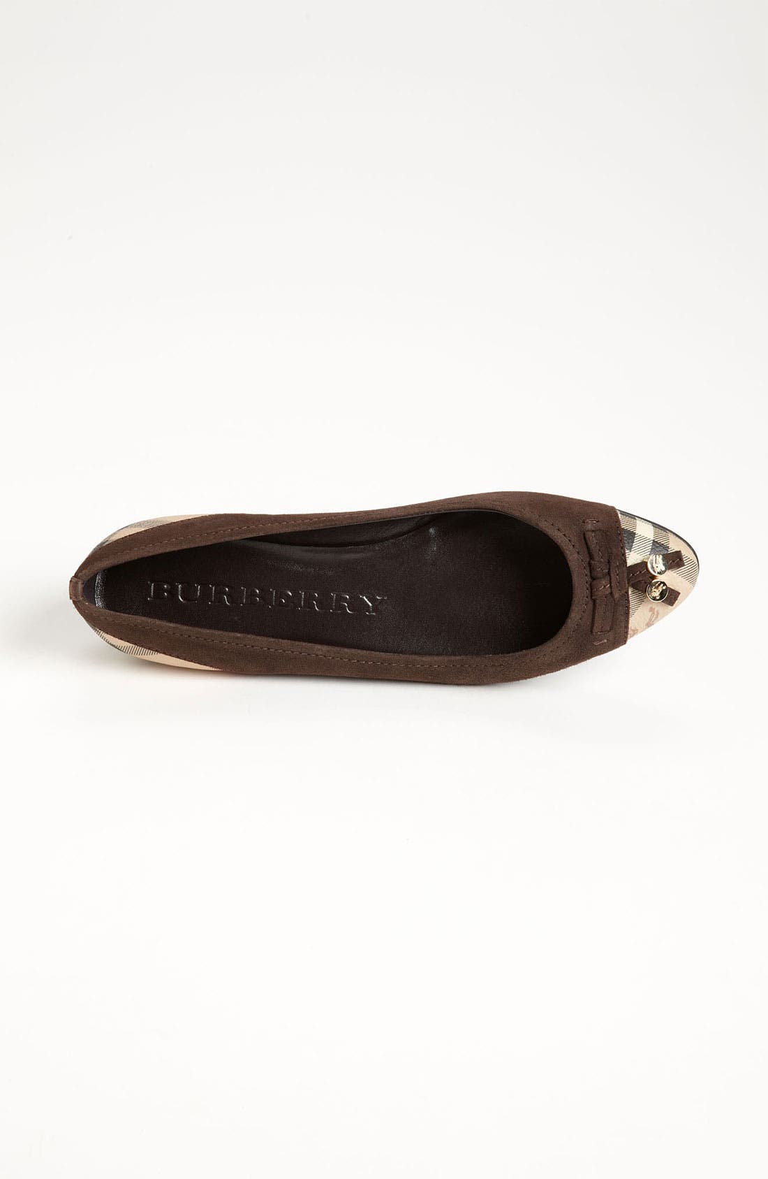 Alternate Image 3  - Burberry Flat