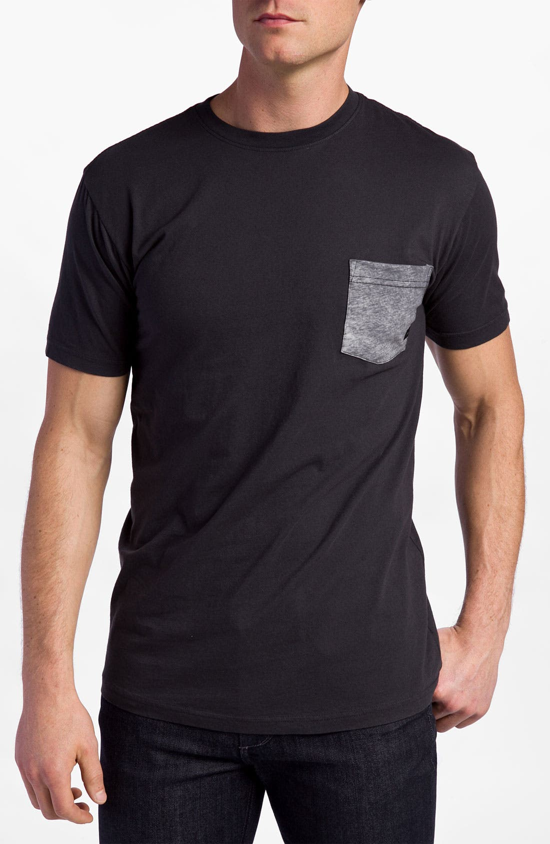 Alternate Image 1 Selected - Quiksilver 'Left Behind'  T-Shirt