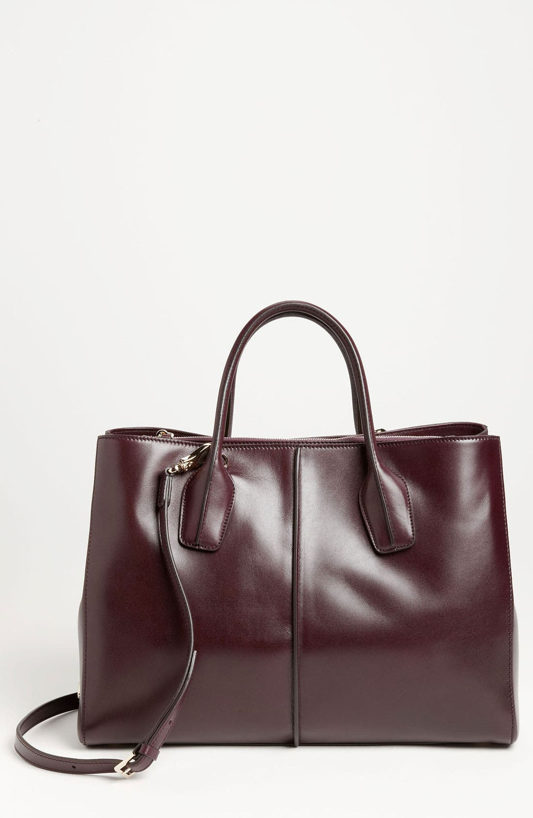 Main Image - Tod's 'D-Styling - Lavoro' Leather Tote