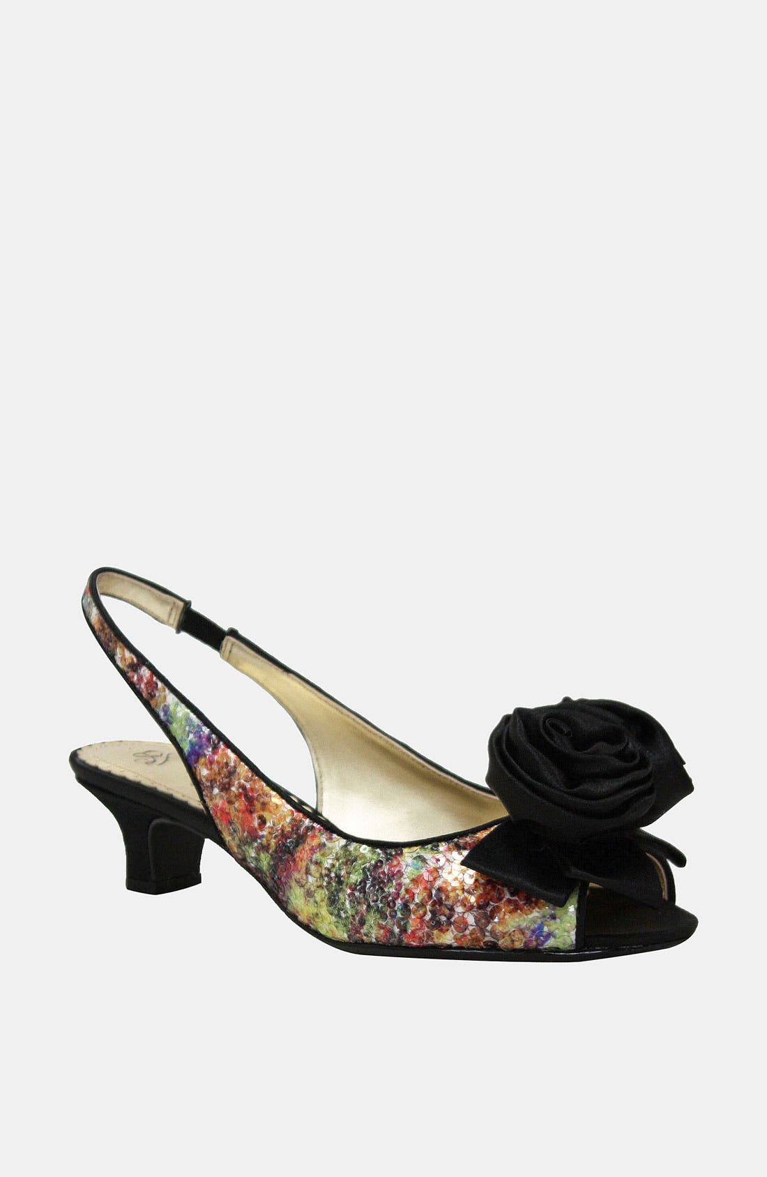 Alternate Image 1 Selected - J. Reneé 'Accent' Slingback Sandal