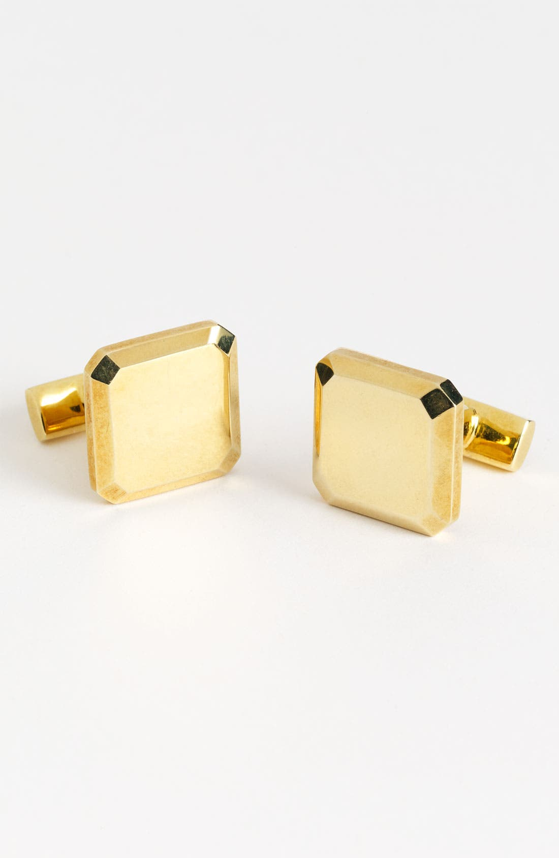 Alternate Image 1 Selected - Thomas Pink Square Cuff Links