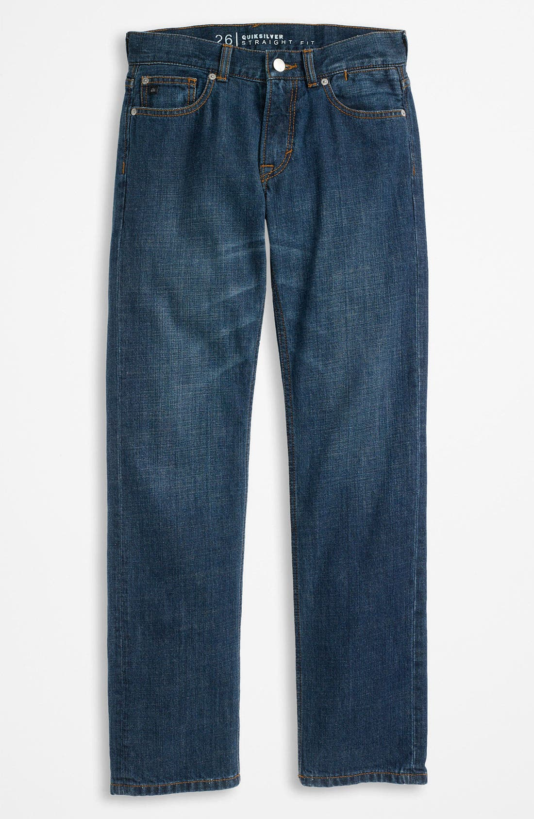 Alternate Image 2  - Quiksilver 'Revolver' Jeans (Big Boys)