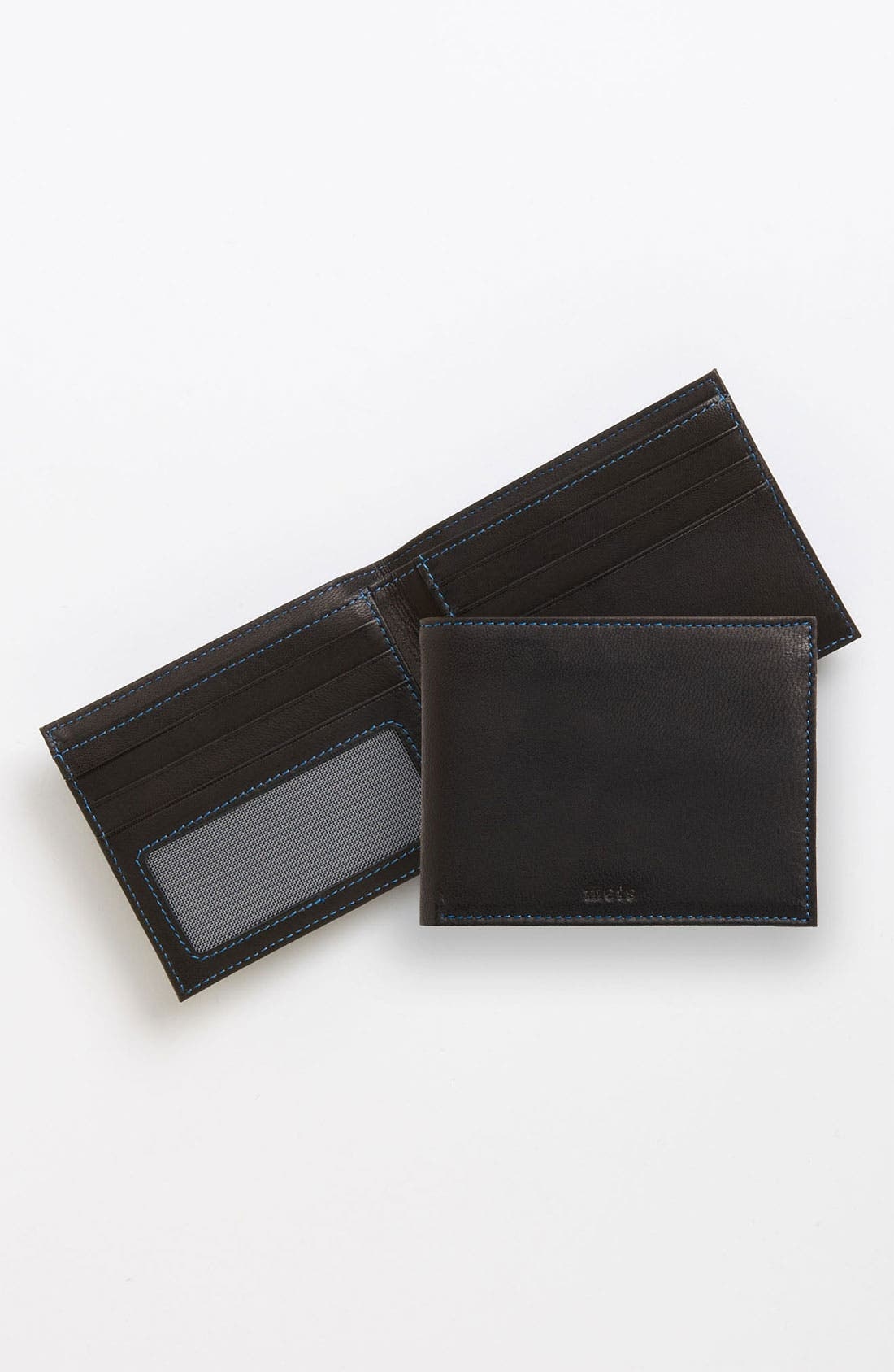 Alternate Image 2  - Tokens & Icons 'New York Mets' MLB™ Game-Used-Uniform Wallet