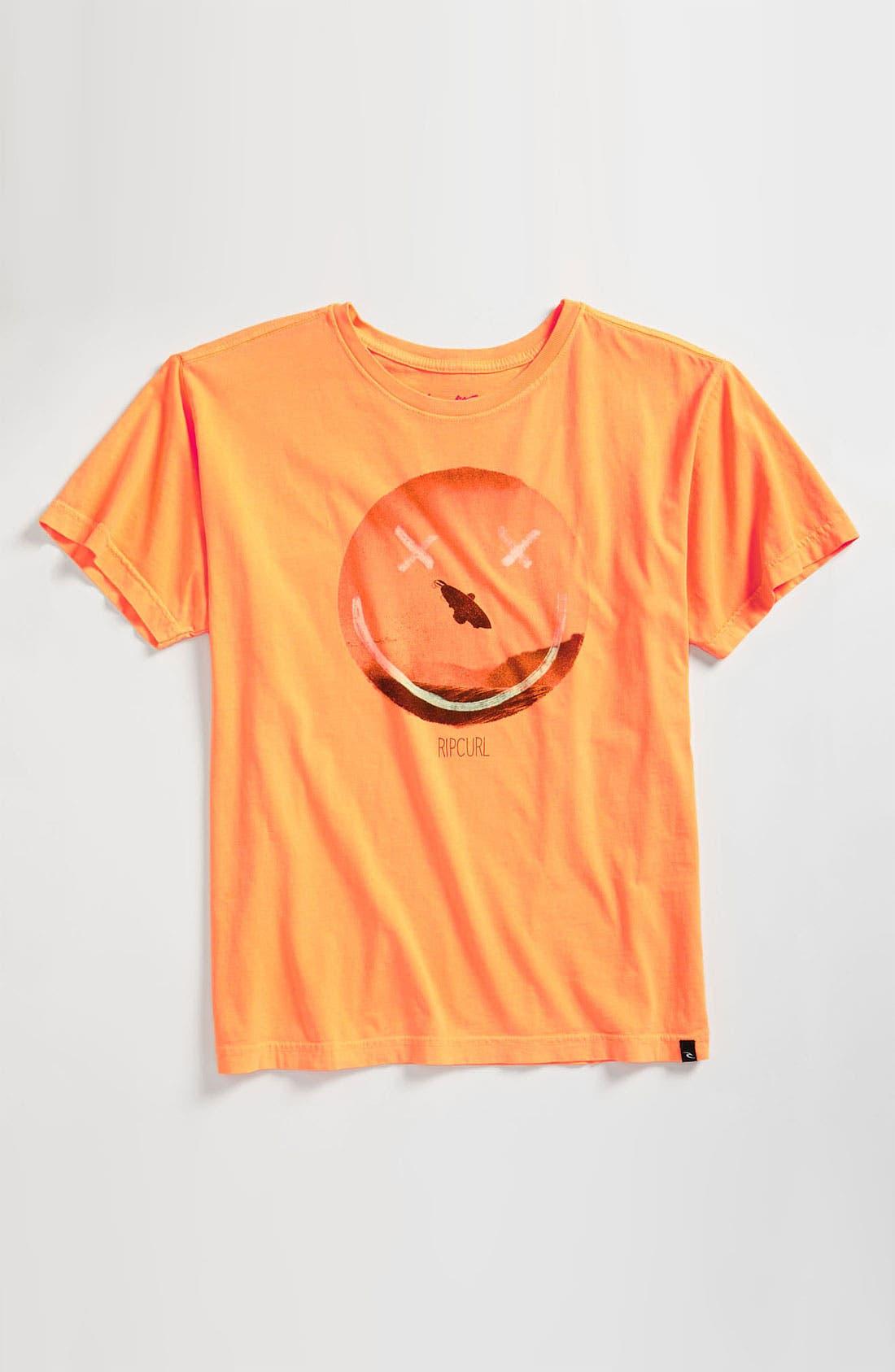 Main Image - Rip Curl 'High Guys' T-Shirt (Big Boys)