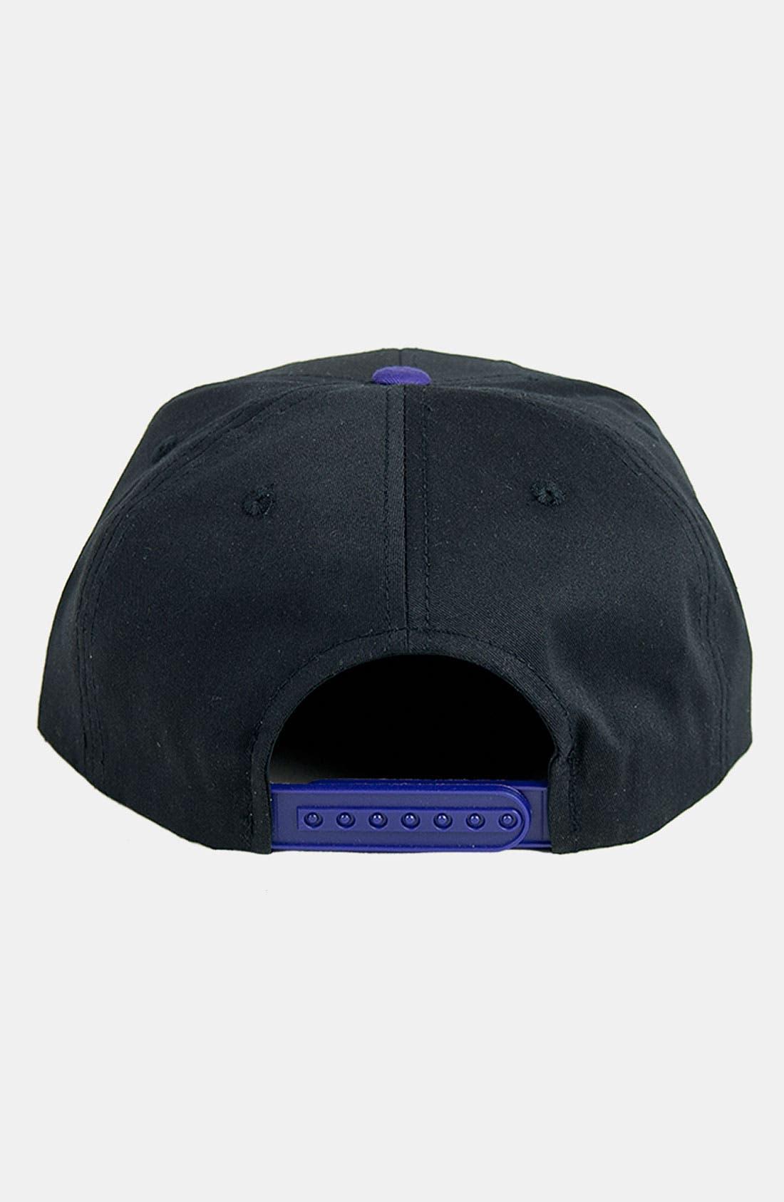 Alternate Image 2  - American Needle 'Arizona Diamondbacks - Nineties' Twill Snapback Baseball Cap